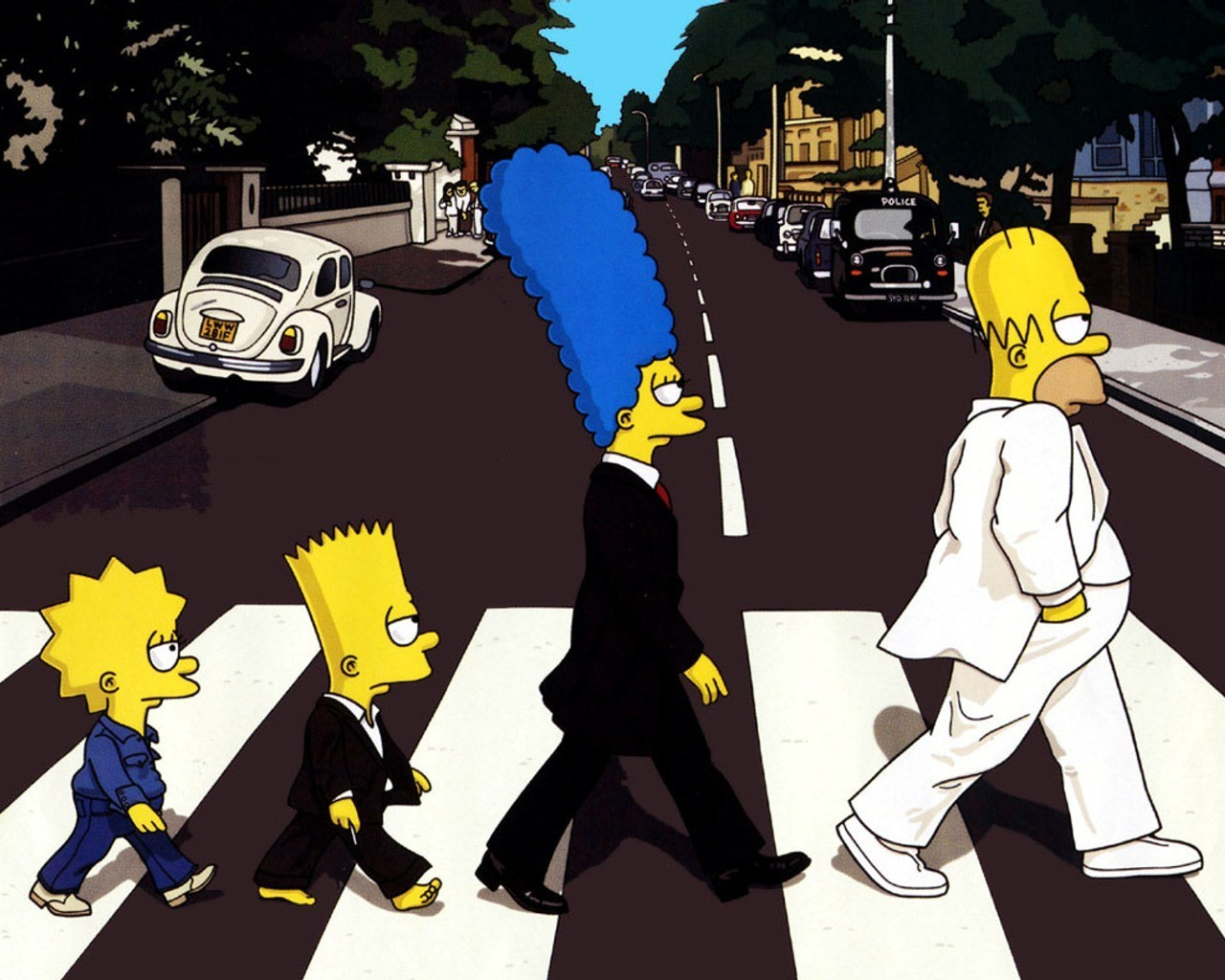 the impact of the simpsons an animated television show on children