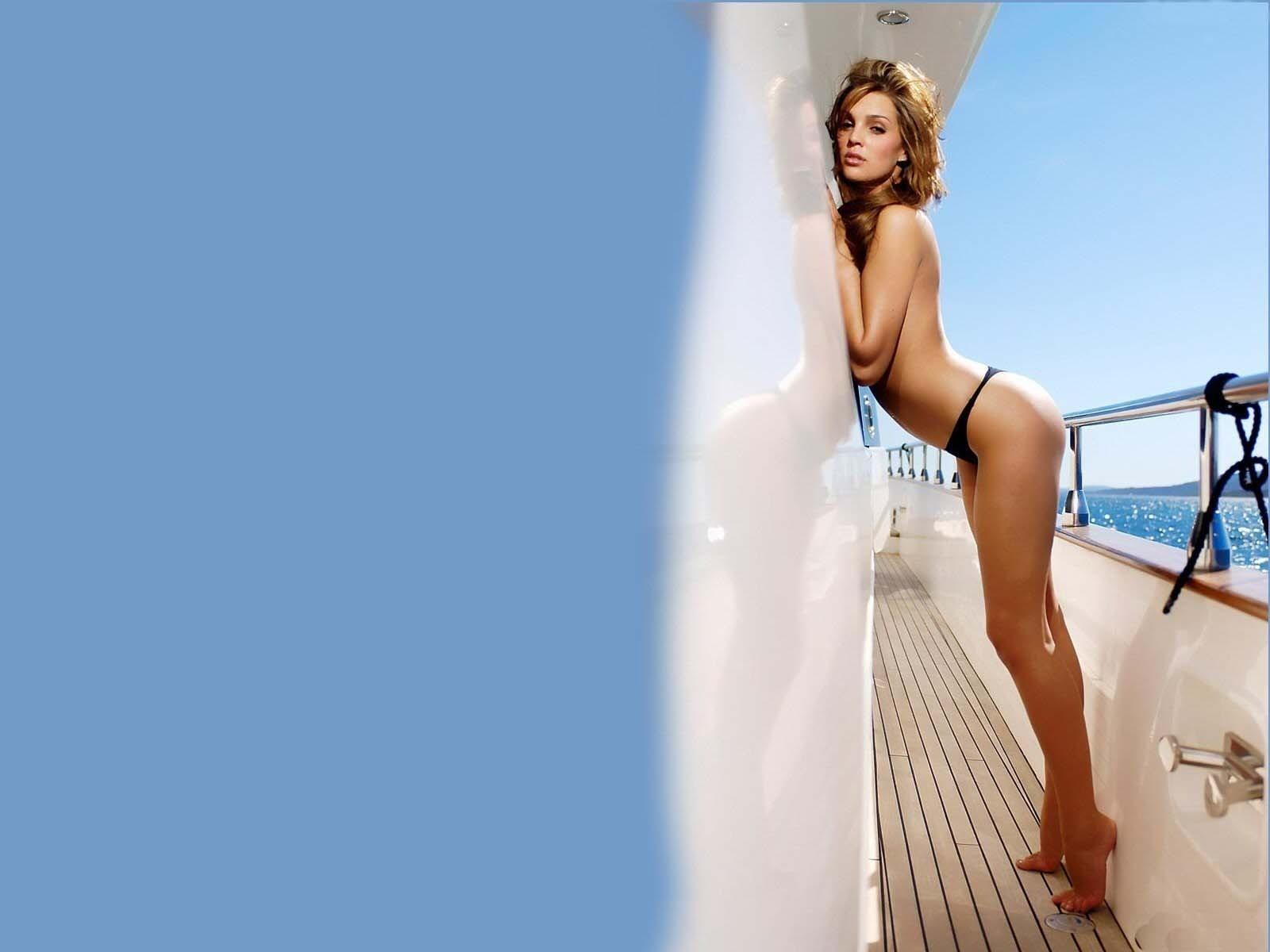 Эротика женщина море фото 545-764