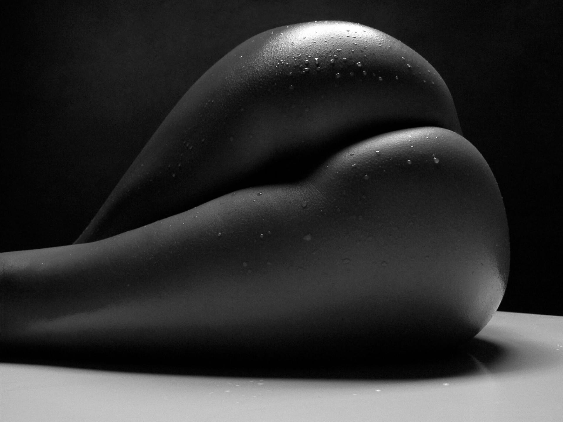 Красивая черно белая эротика, любители необычного секса порно