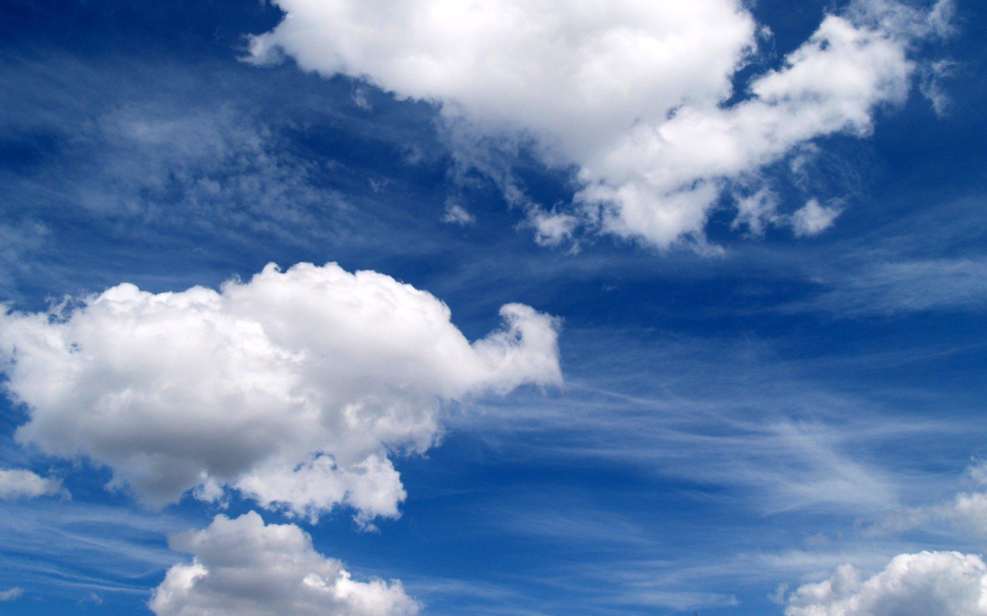 Обои Облака. Природа foto 9