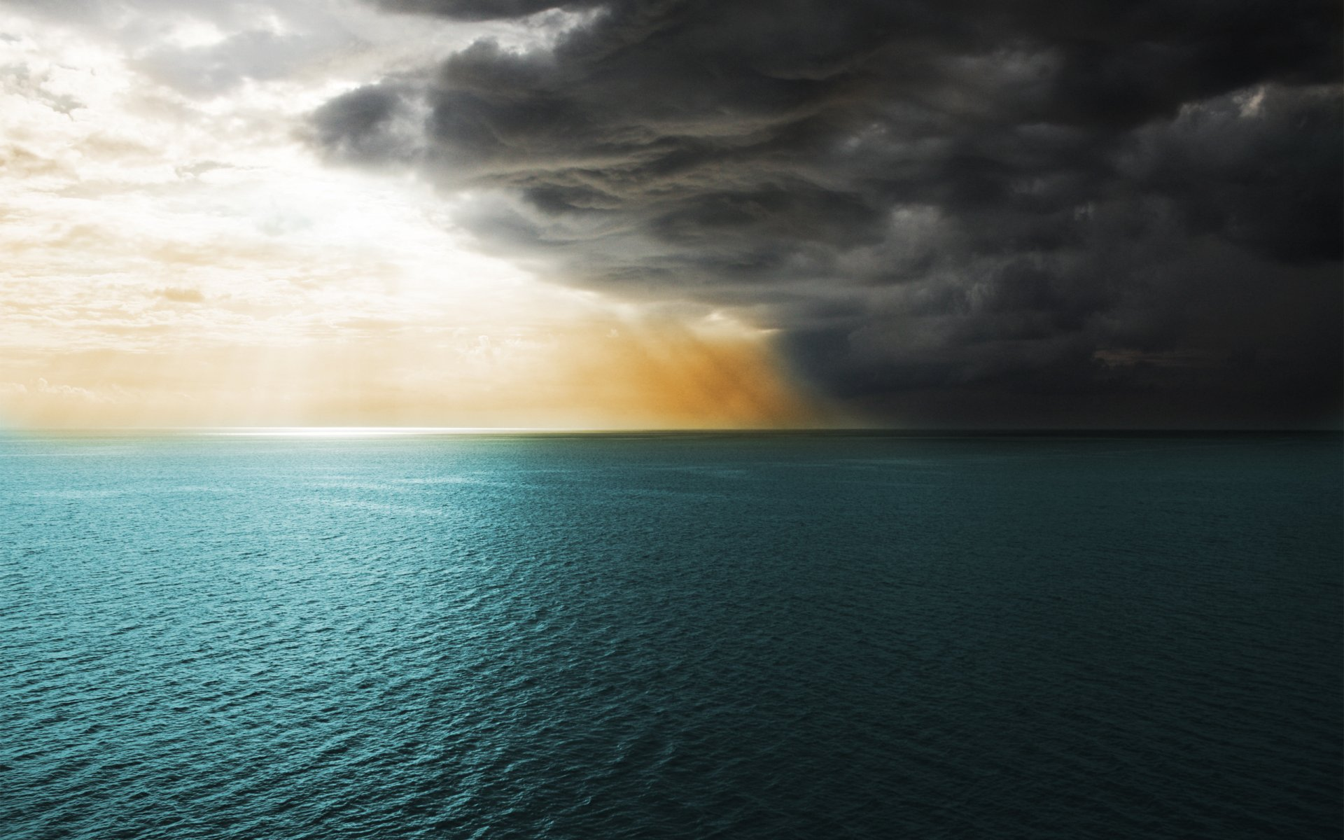 Обои Вода, Облака. Пейзажи foto 10