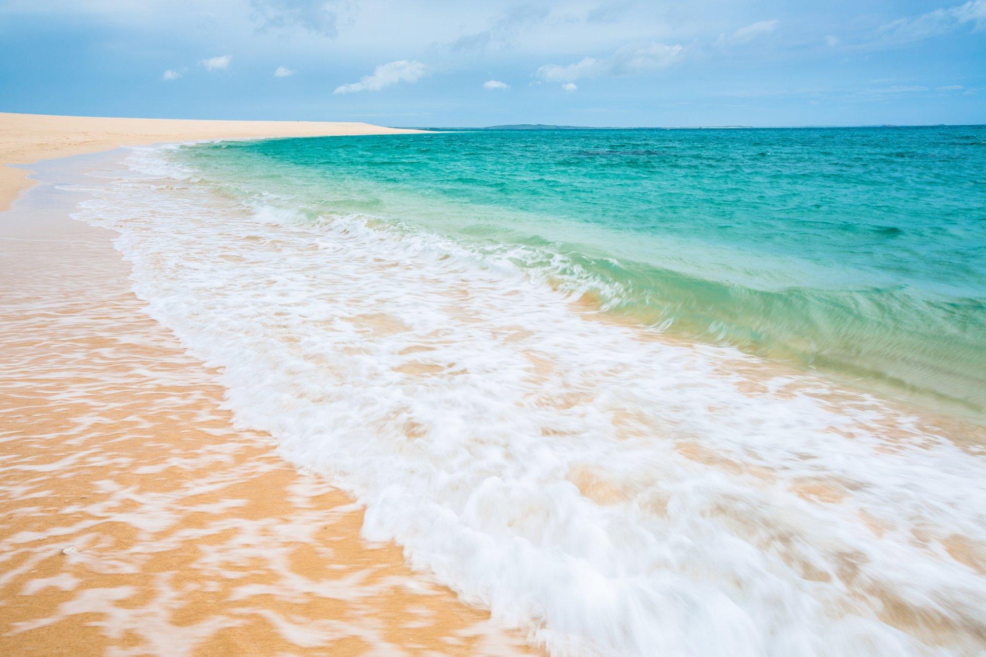 Картинки на телефон море песок