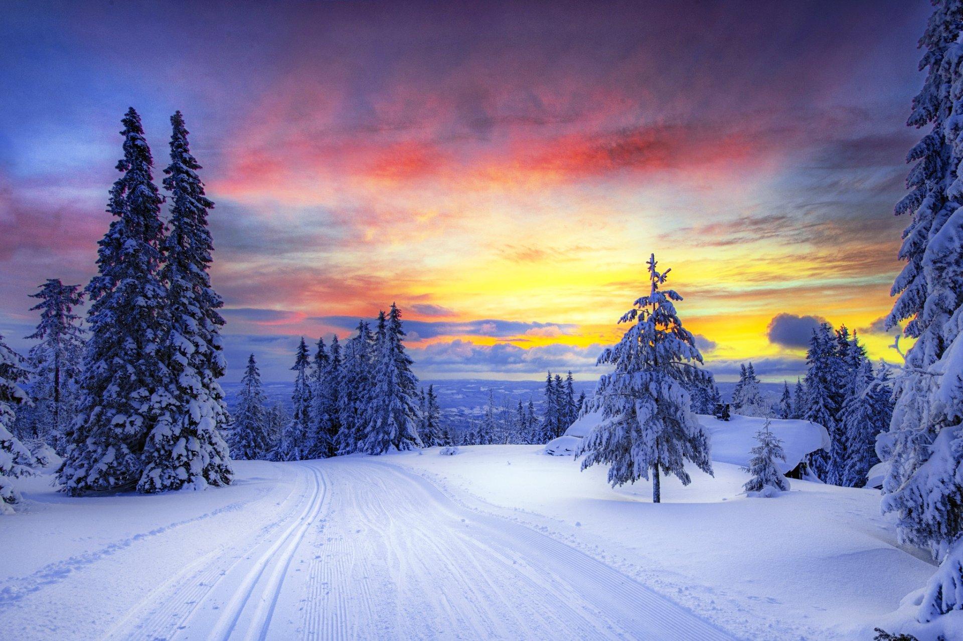 Зимы картинки