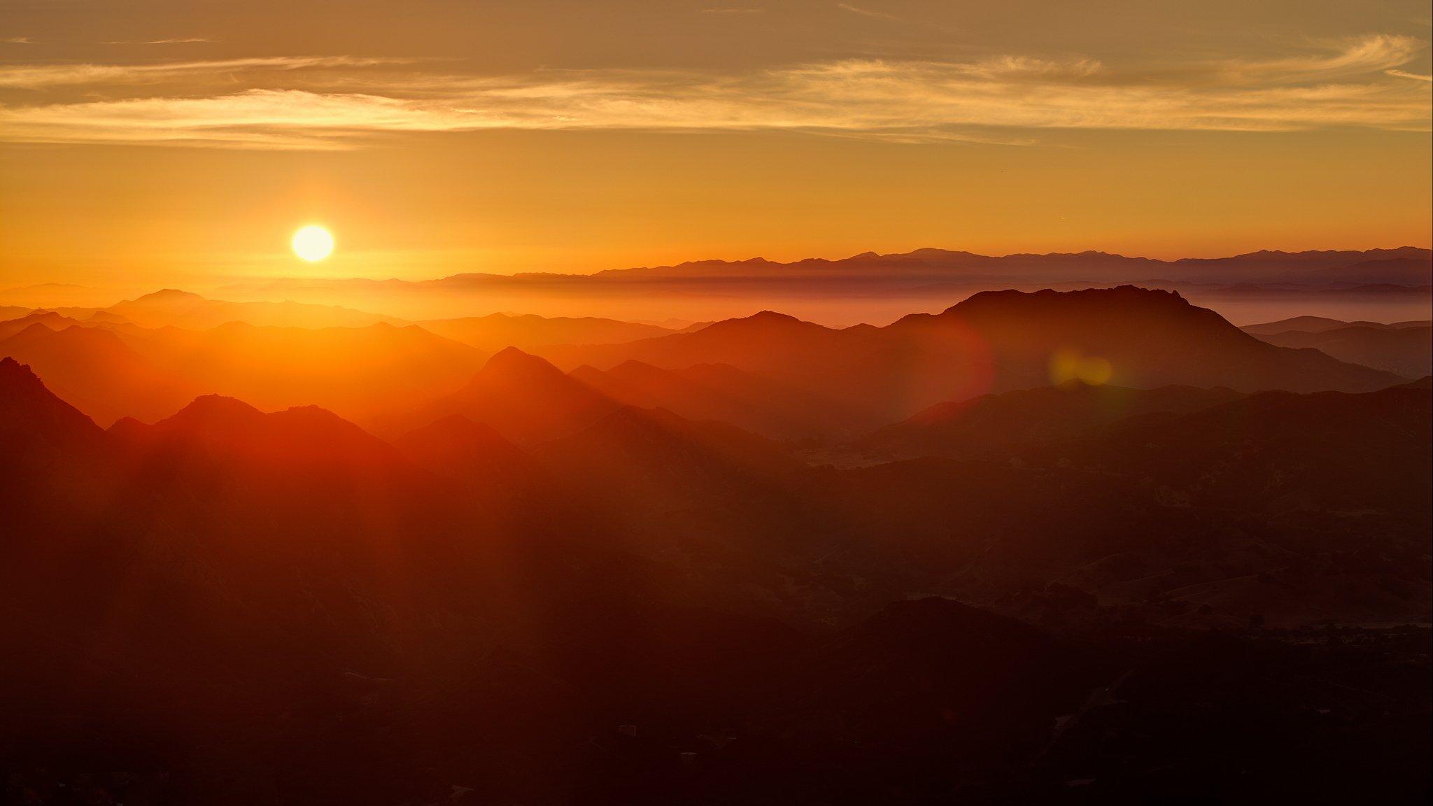 солнце встает скачать