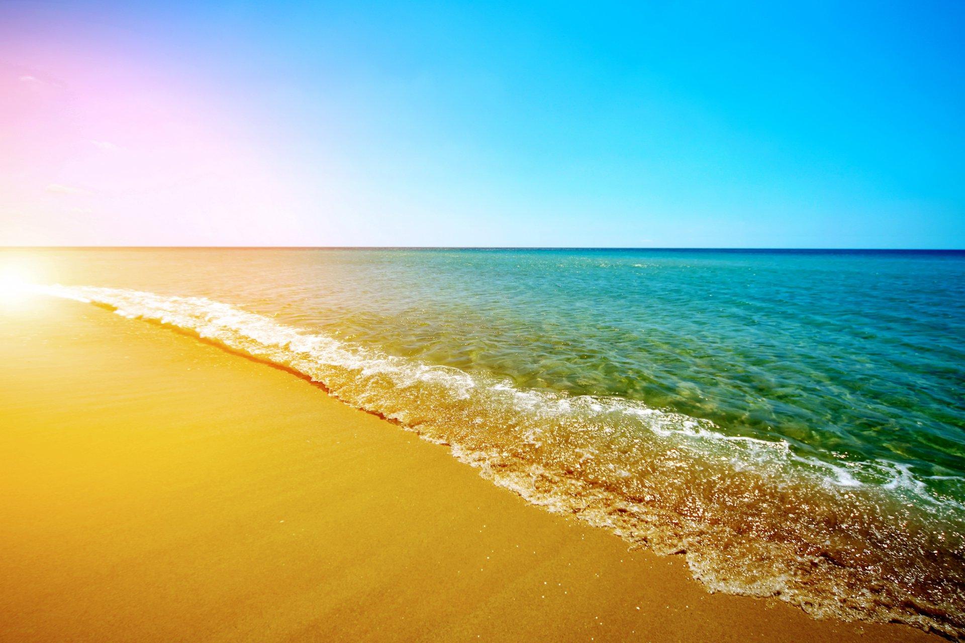 Картинки лето море солнце пляж крым