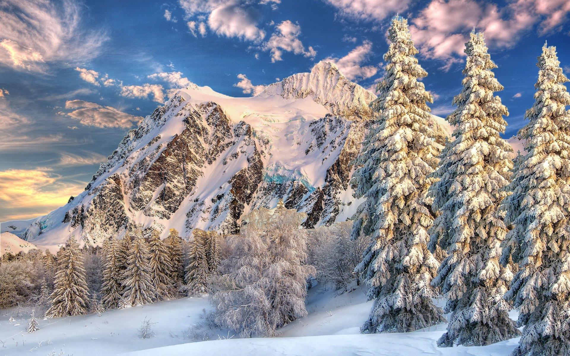 фотографий зимний пейзаж фото высокого разрешения берландиеру компании космидиумом