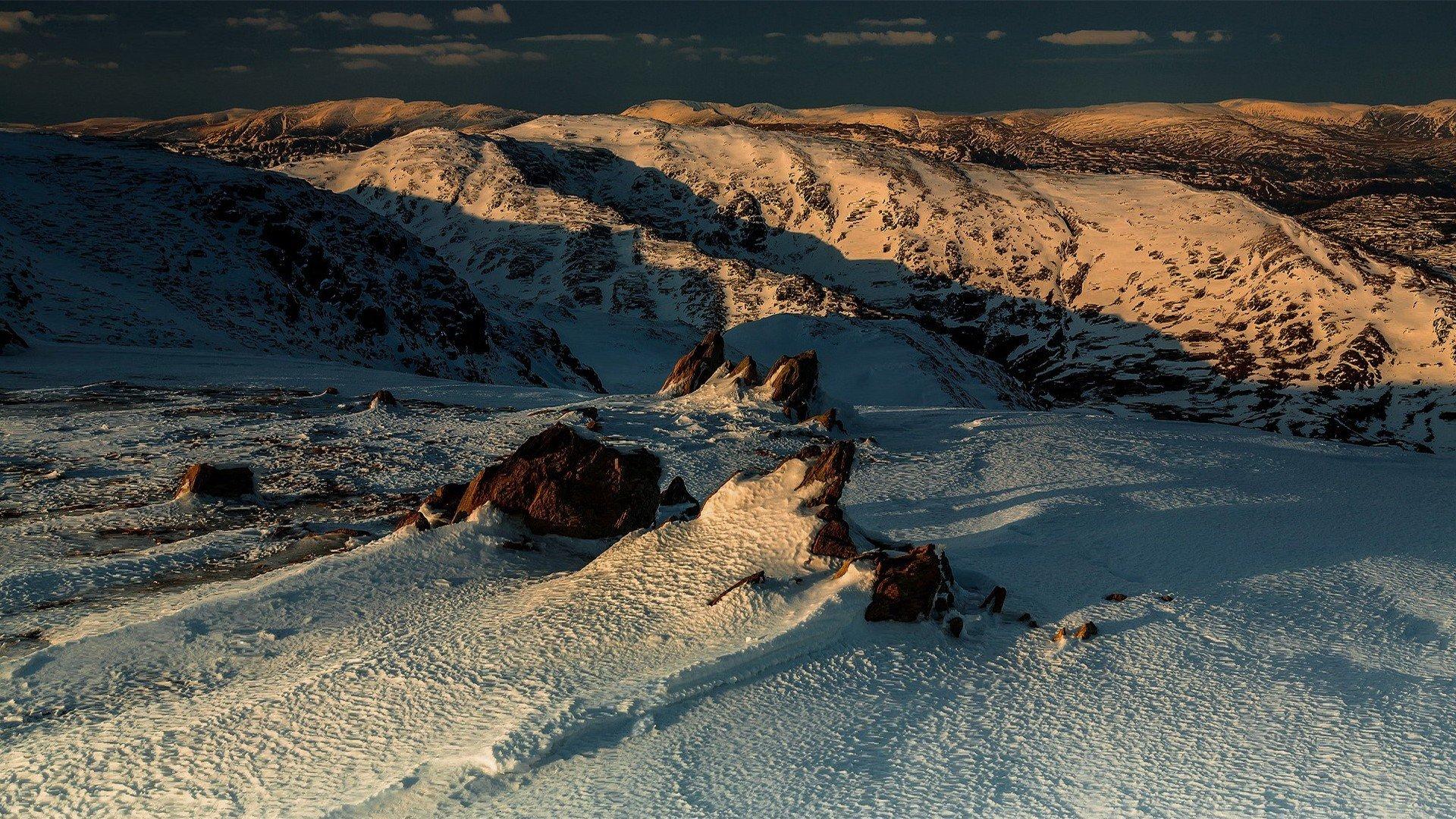 горы камни снег зима  № 2512973 бесплатно