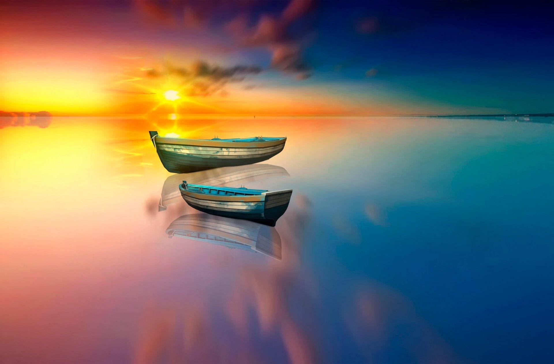 картинки на телефон лодка море нас можете