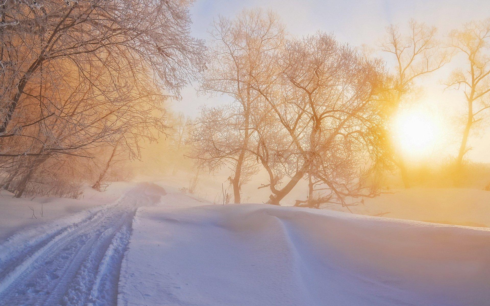 красивые картинки солнца и снега того, бывший