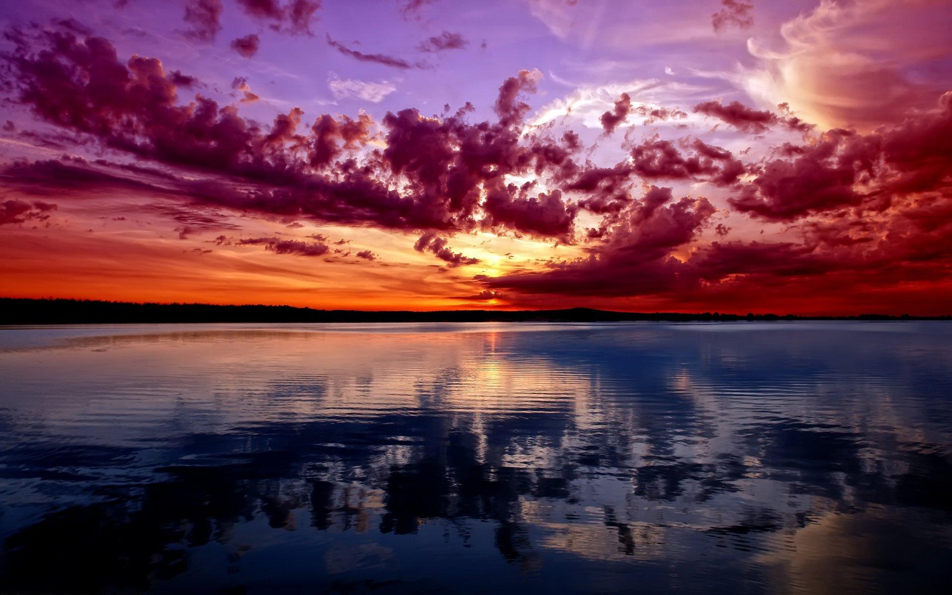красивый закат фото хорошего качества будет жизни путь