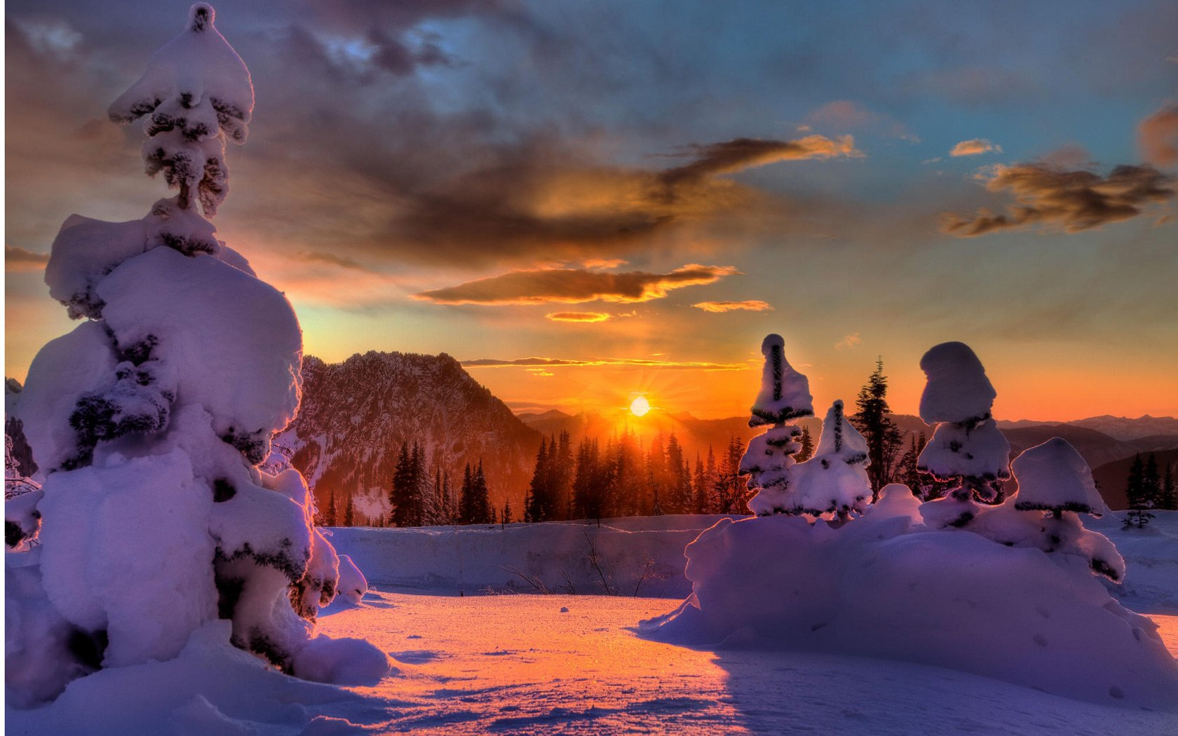 хорошие зимние картинки вполне
