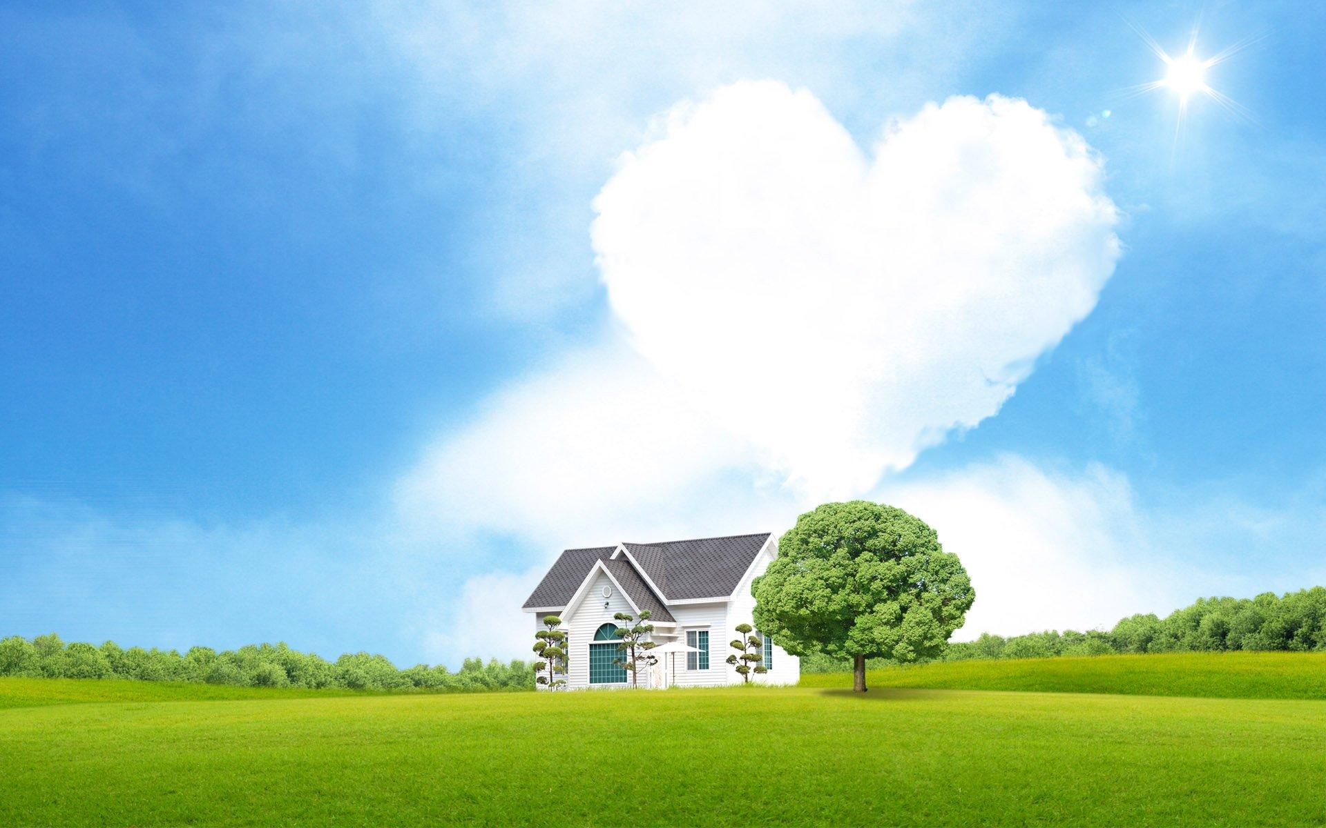 картинка дом любви и солнца уборке номера замечаний