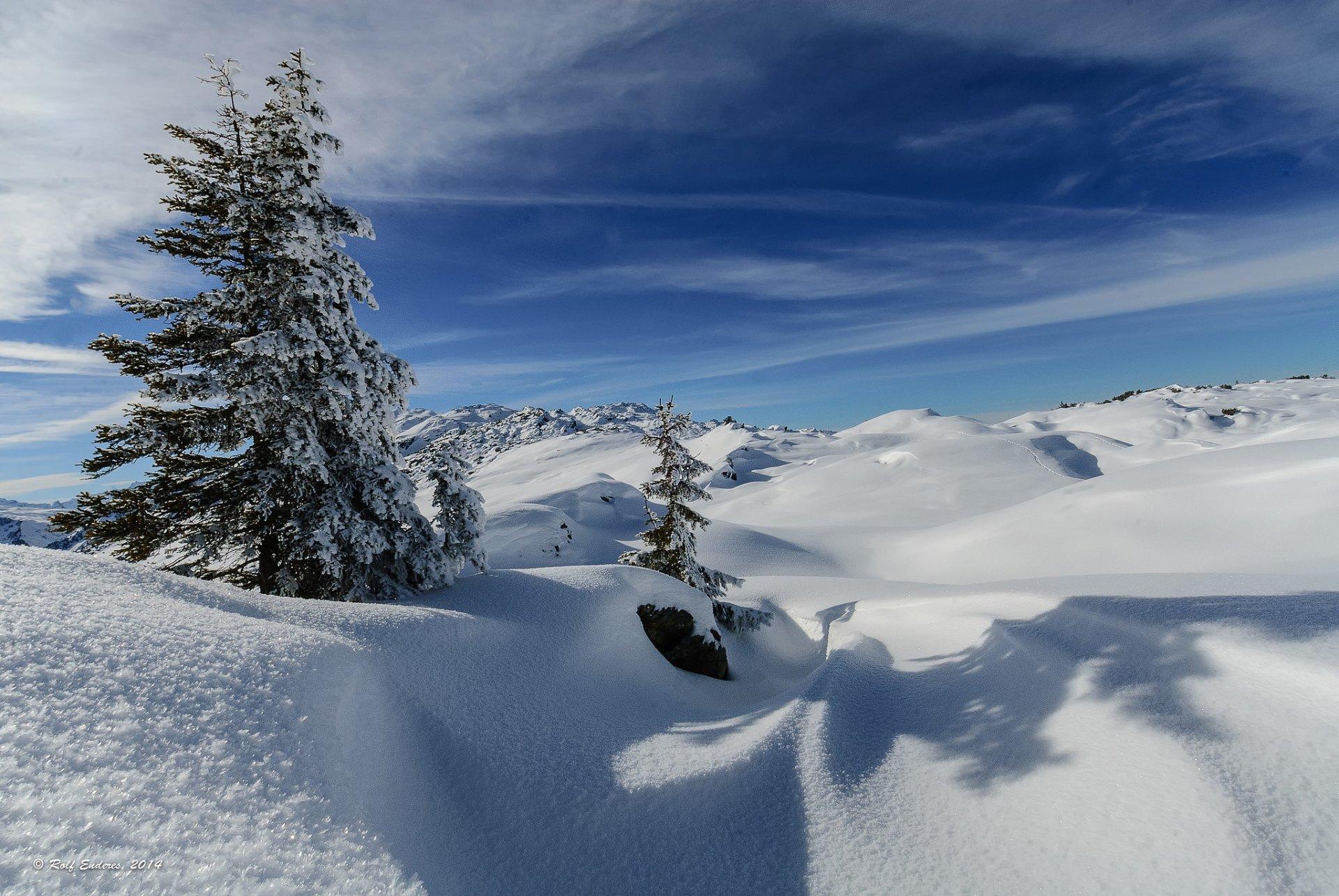снег холмы snow hills  № 830840 бесплатно