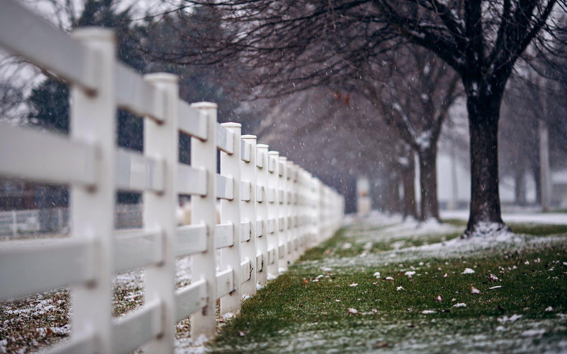 Обои забор, улица, цветы. Города foto 14