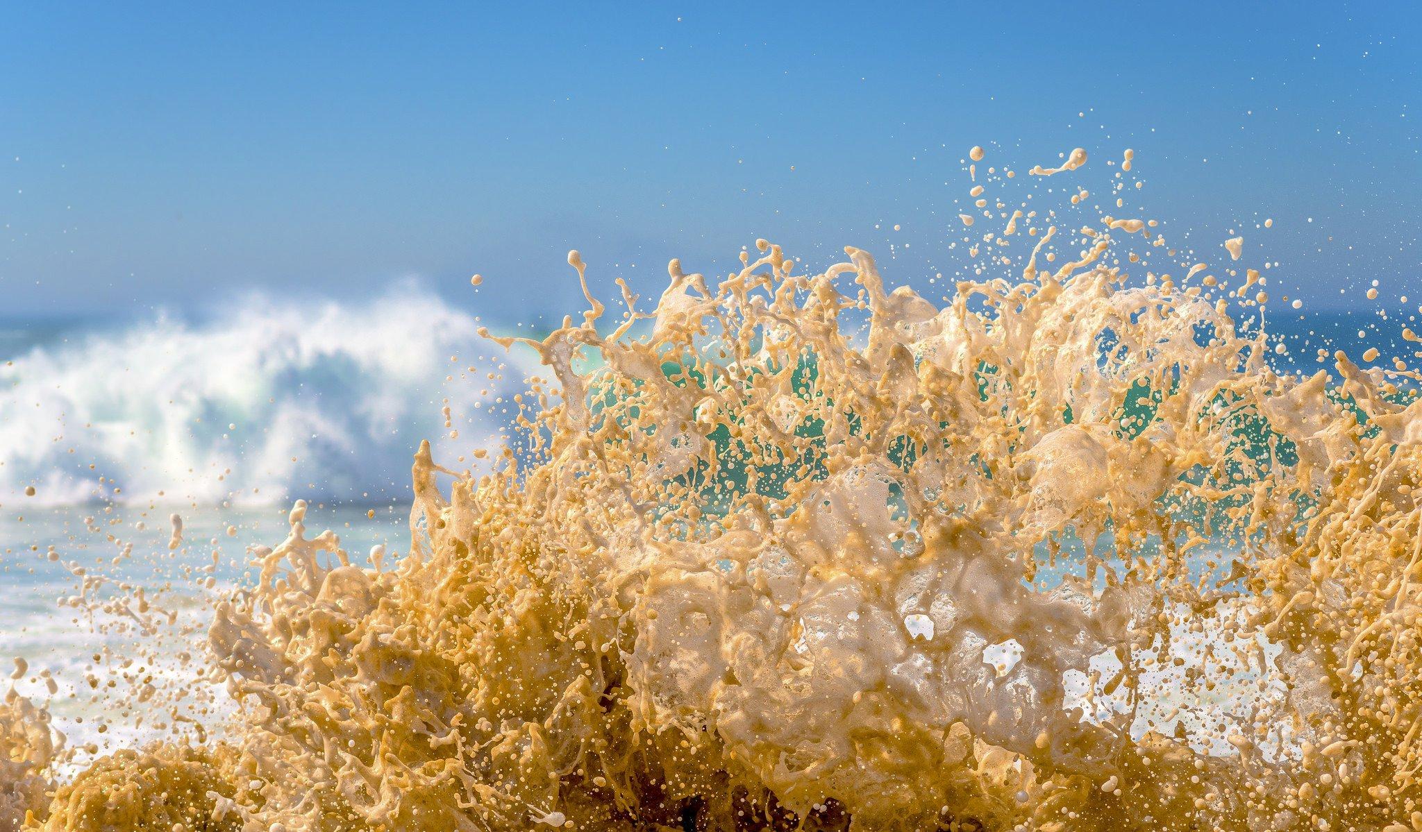 Волны брызги скачать