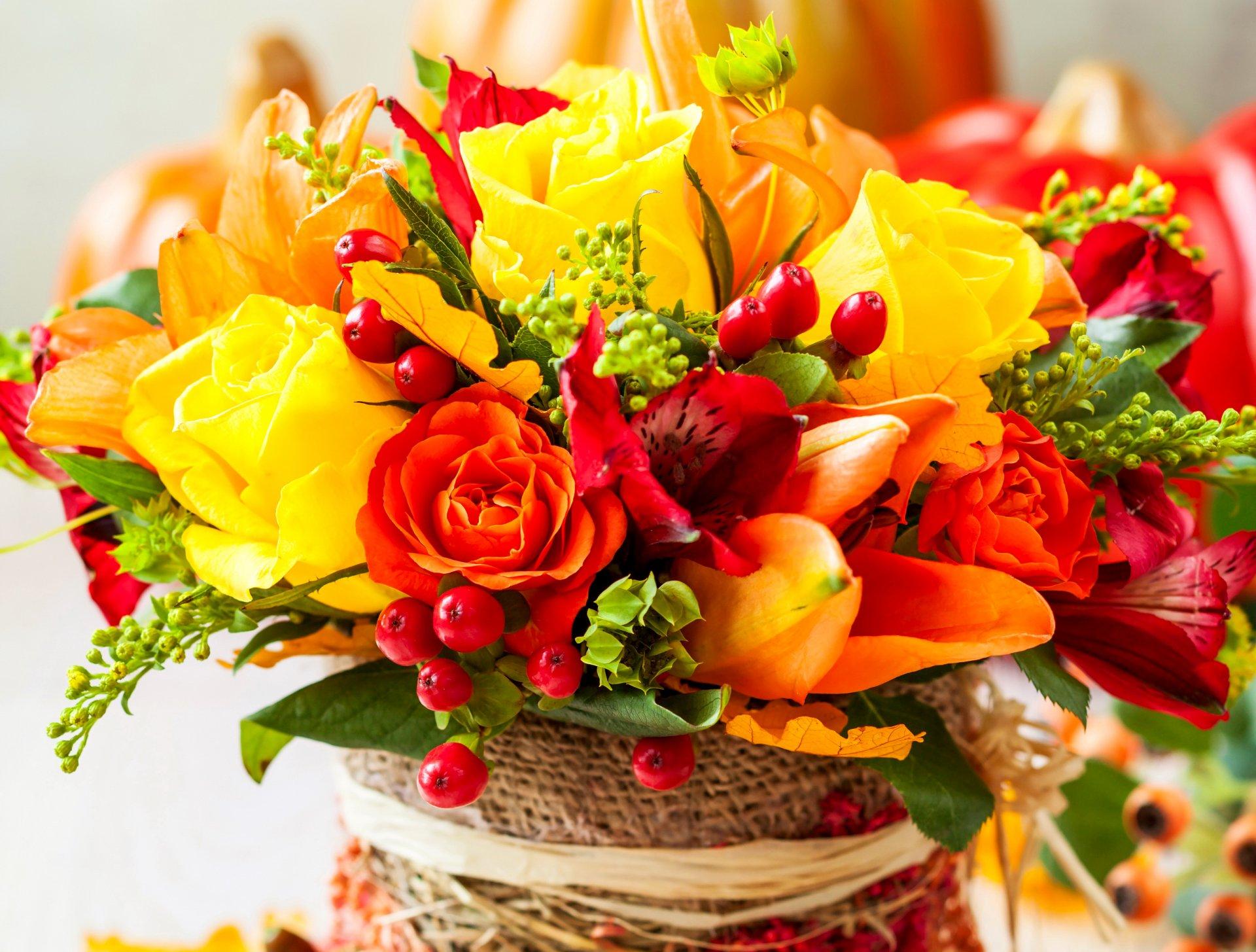 Фото к дню рождения цветы