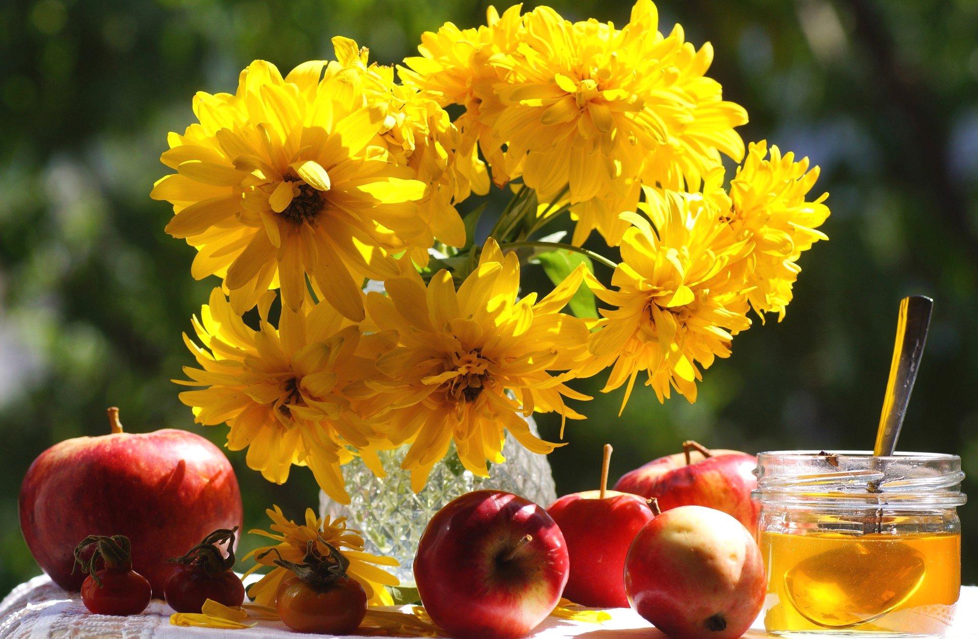 Для друзей, красивые картинки осенние цветы