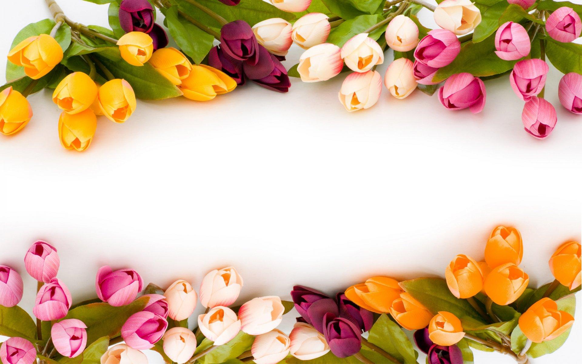 Телефон, картинка с днем рождения фон цветы