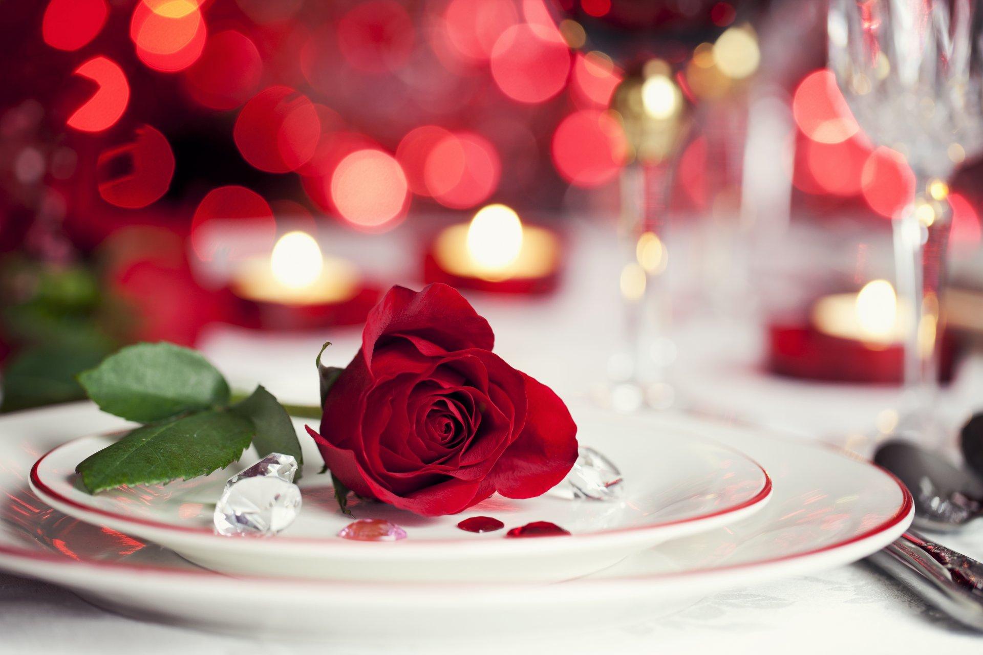 Романтичное поздравление с днем рождения любимой