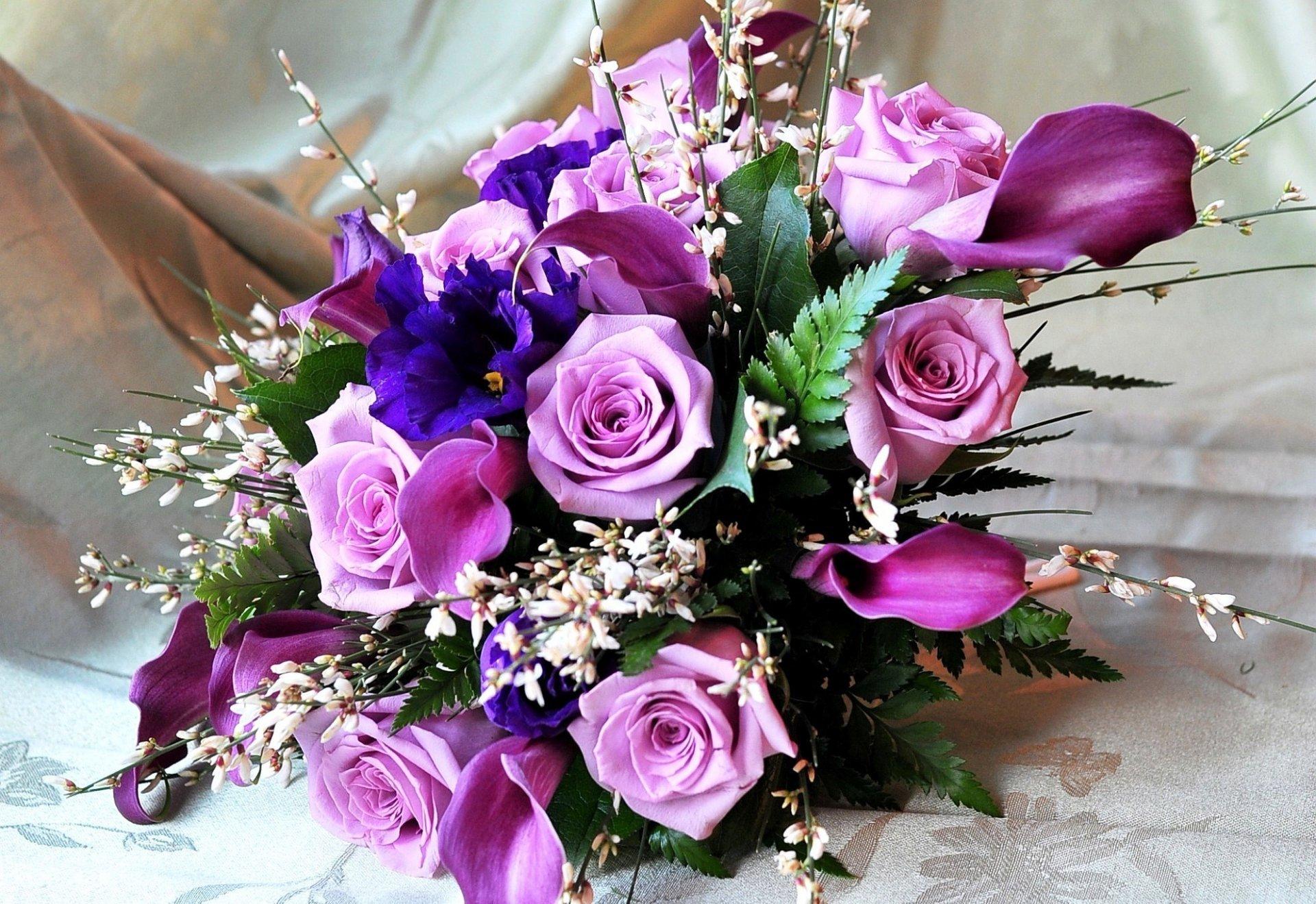Фото обои крупные цветы фото