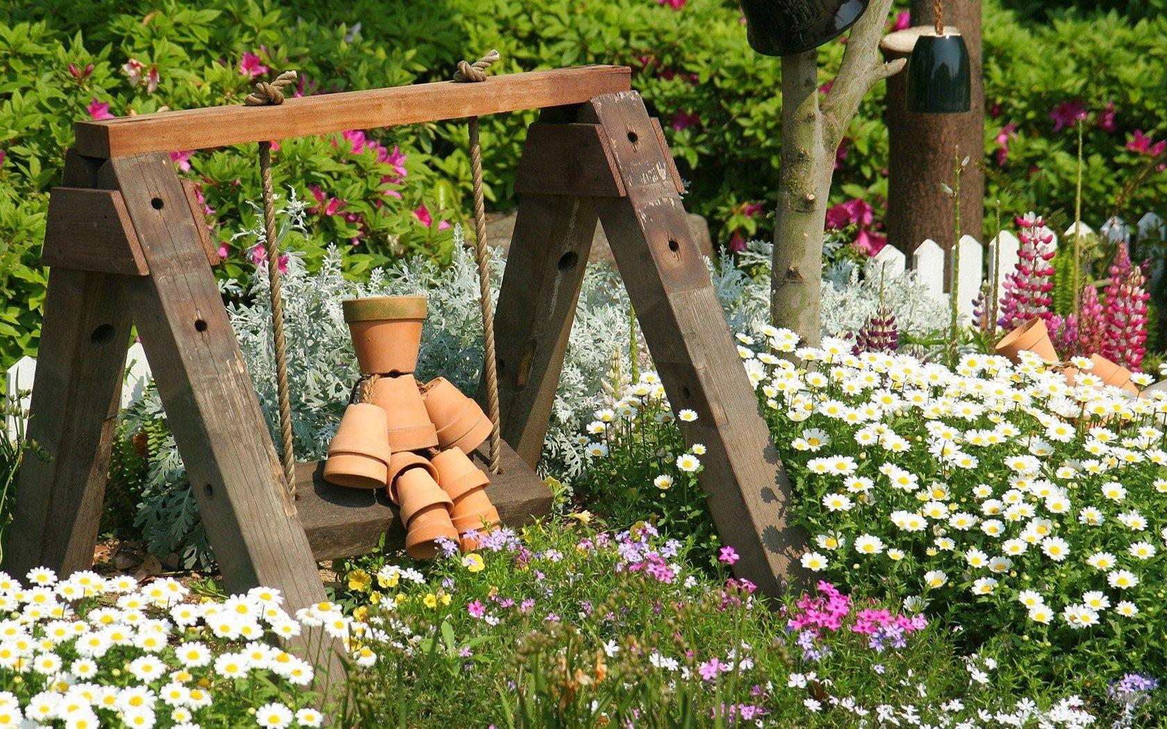 вот картинки для дома и сада своими руками первое время