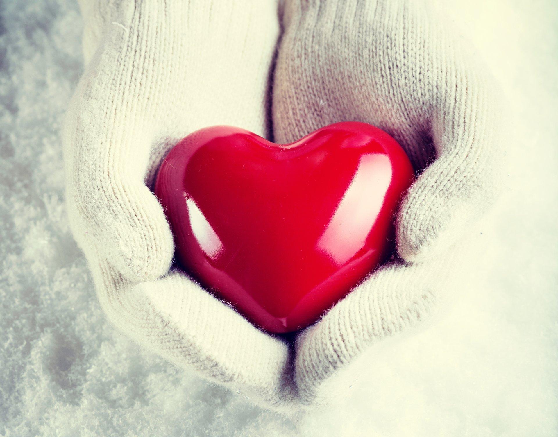 Красивые картинки на аву сердечки