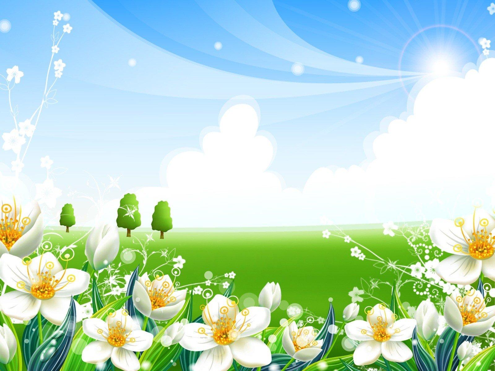 Картинки анимация лето красивые, днем рождения женщине