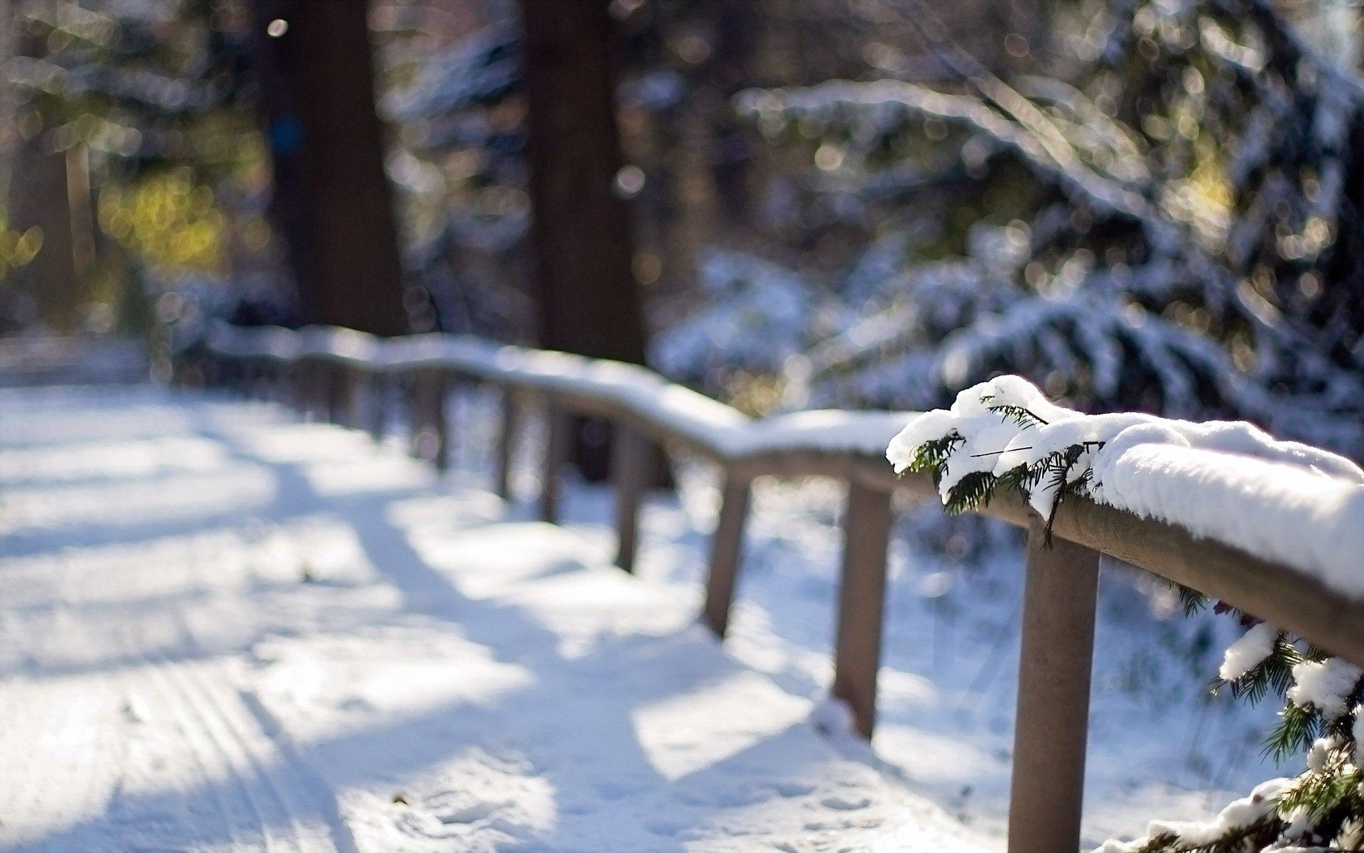 пожарный кран фокус снег зима  № 1511928 без смс