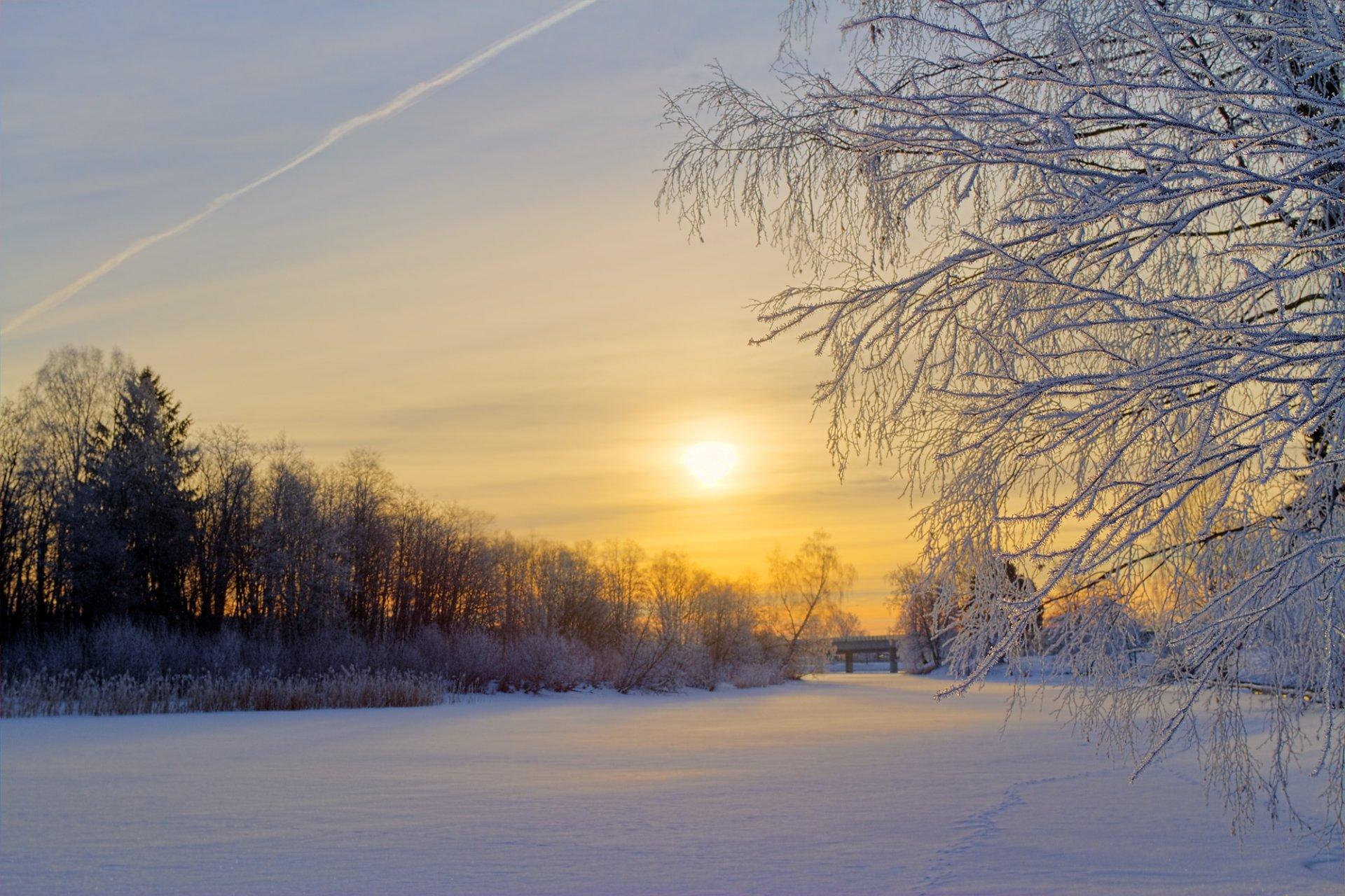 утро солнце снег картинки вас нет нужного