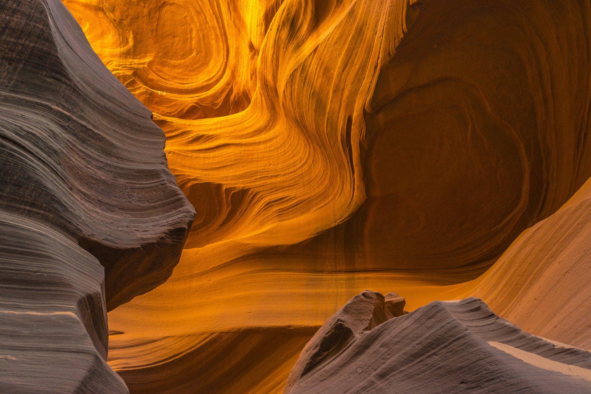 каньон Антилопы США Аризона скачать