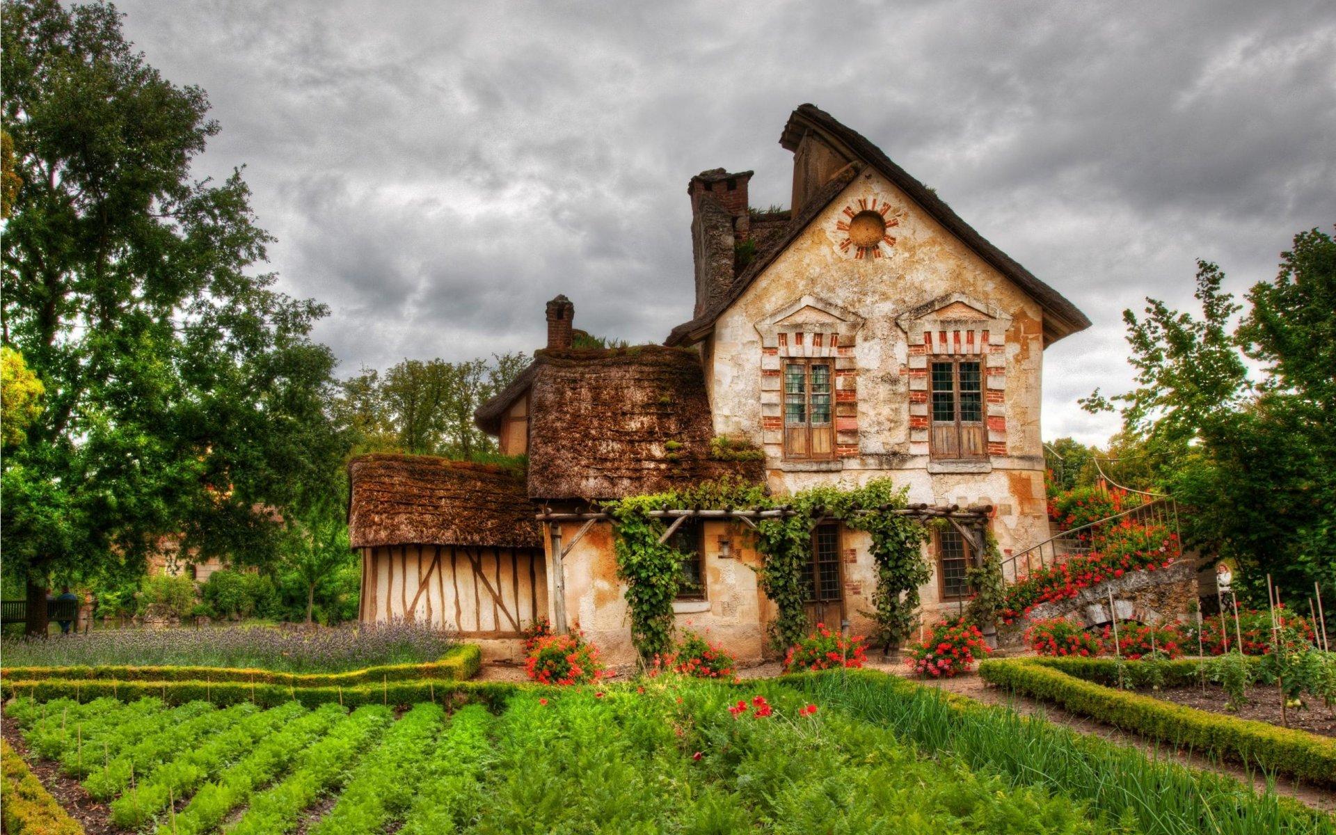 красивые дома во франции фото делать ушной компресс