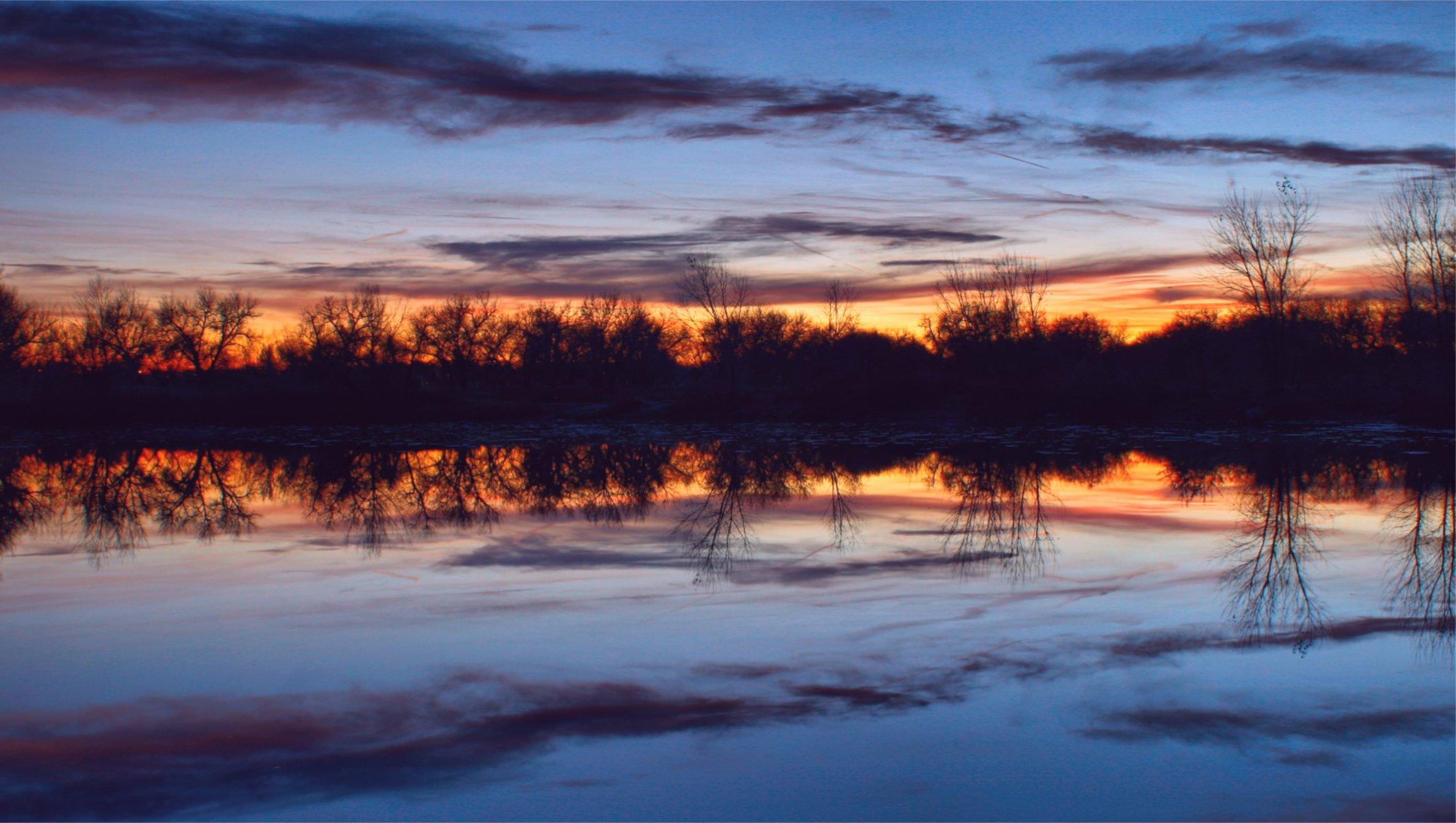 озеро сумерки the lake twilight без смс