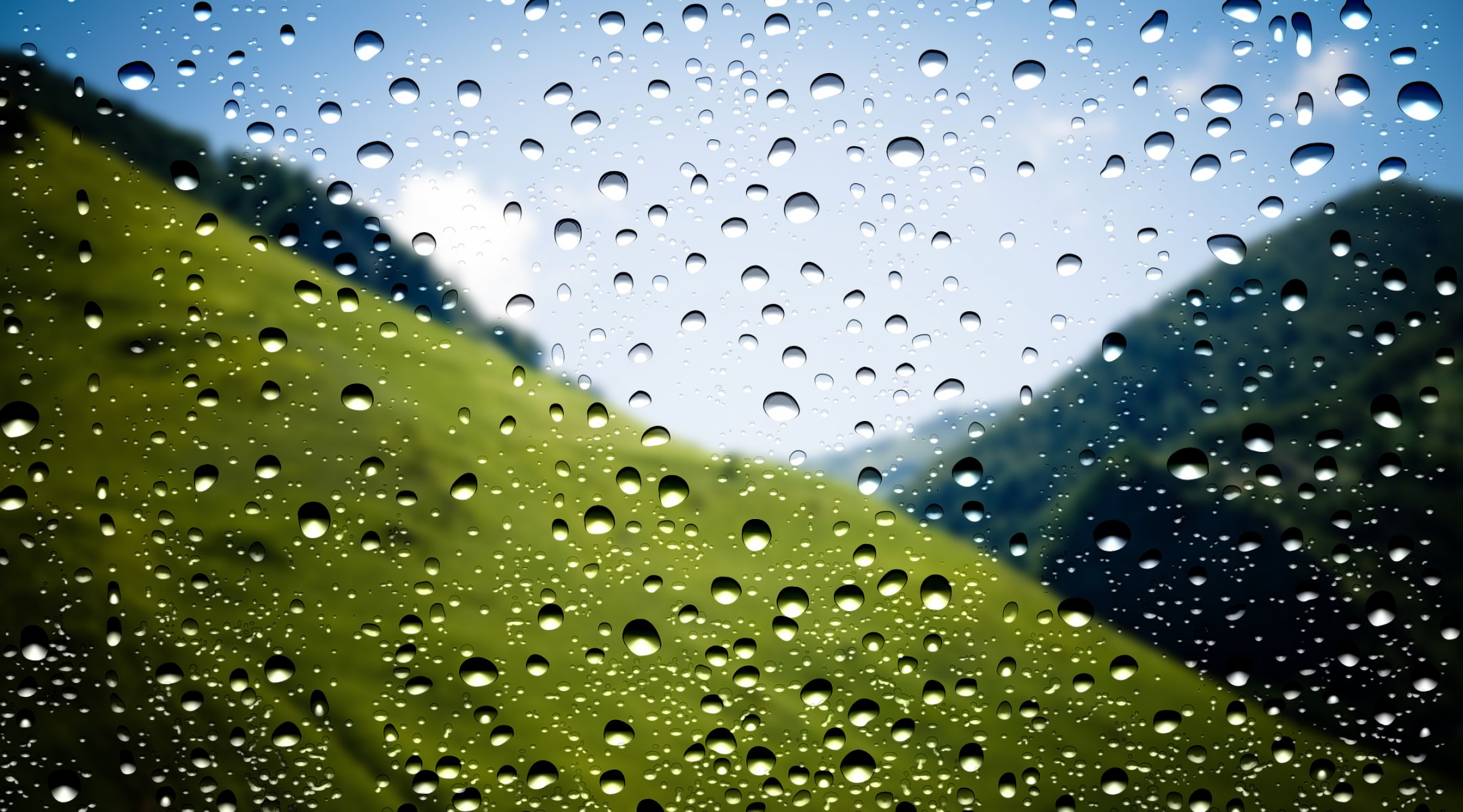 быстро капли дождя картинки на рабочий словам