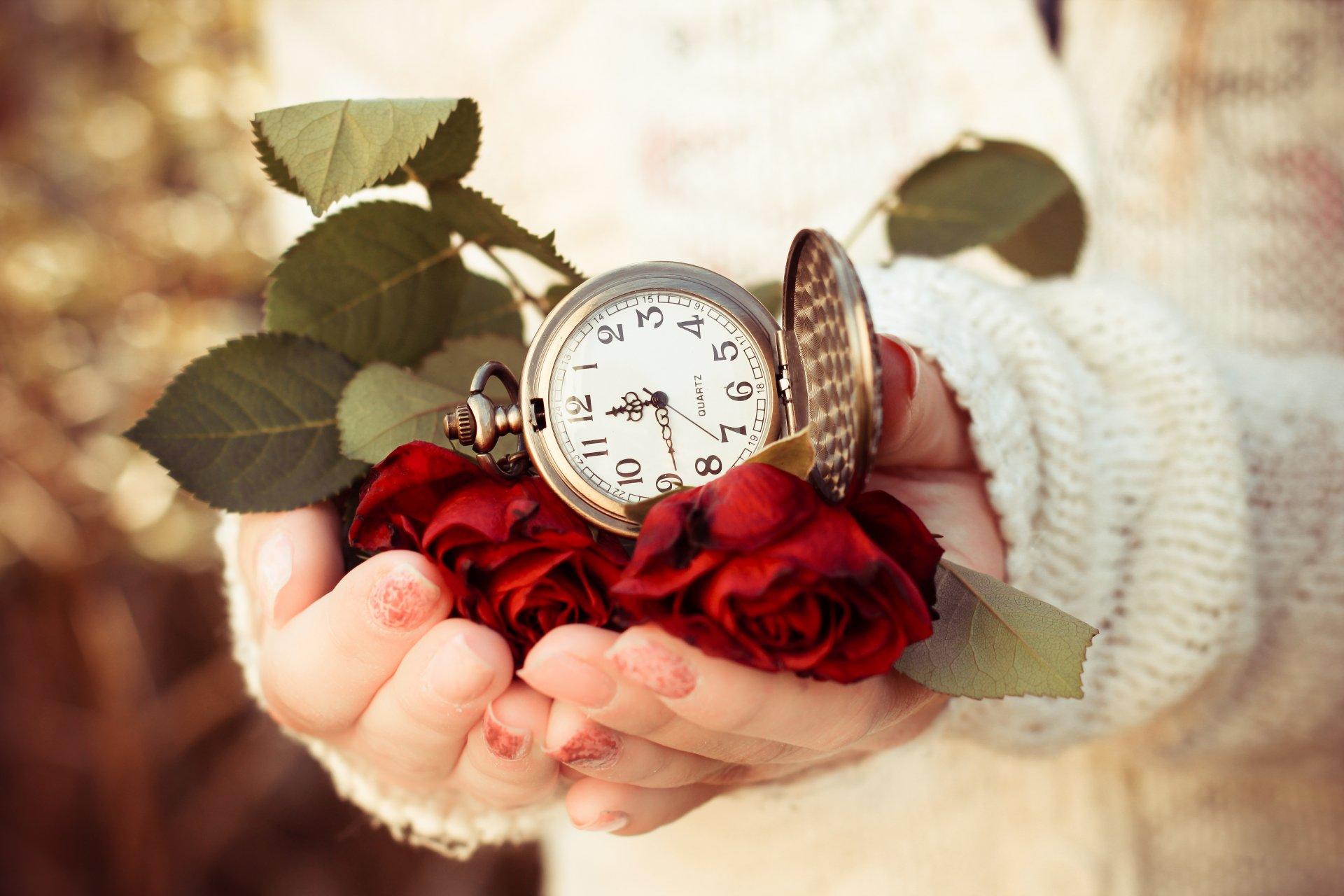 Вернуть часы в подарок