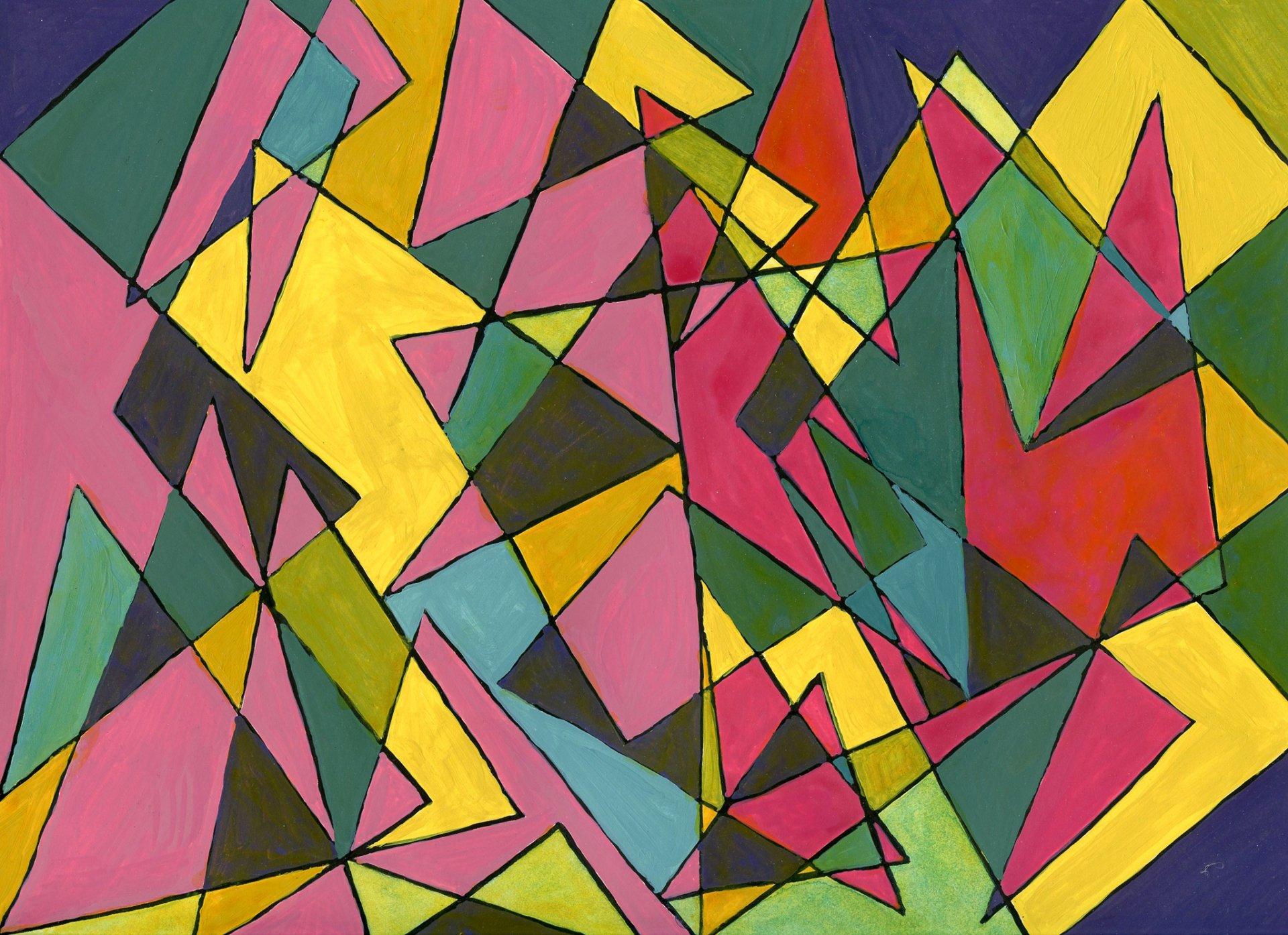 картинки для картин геометрии соблюдать баланс