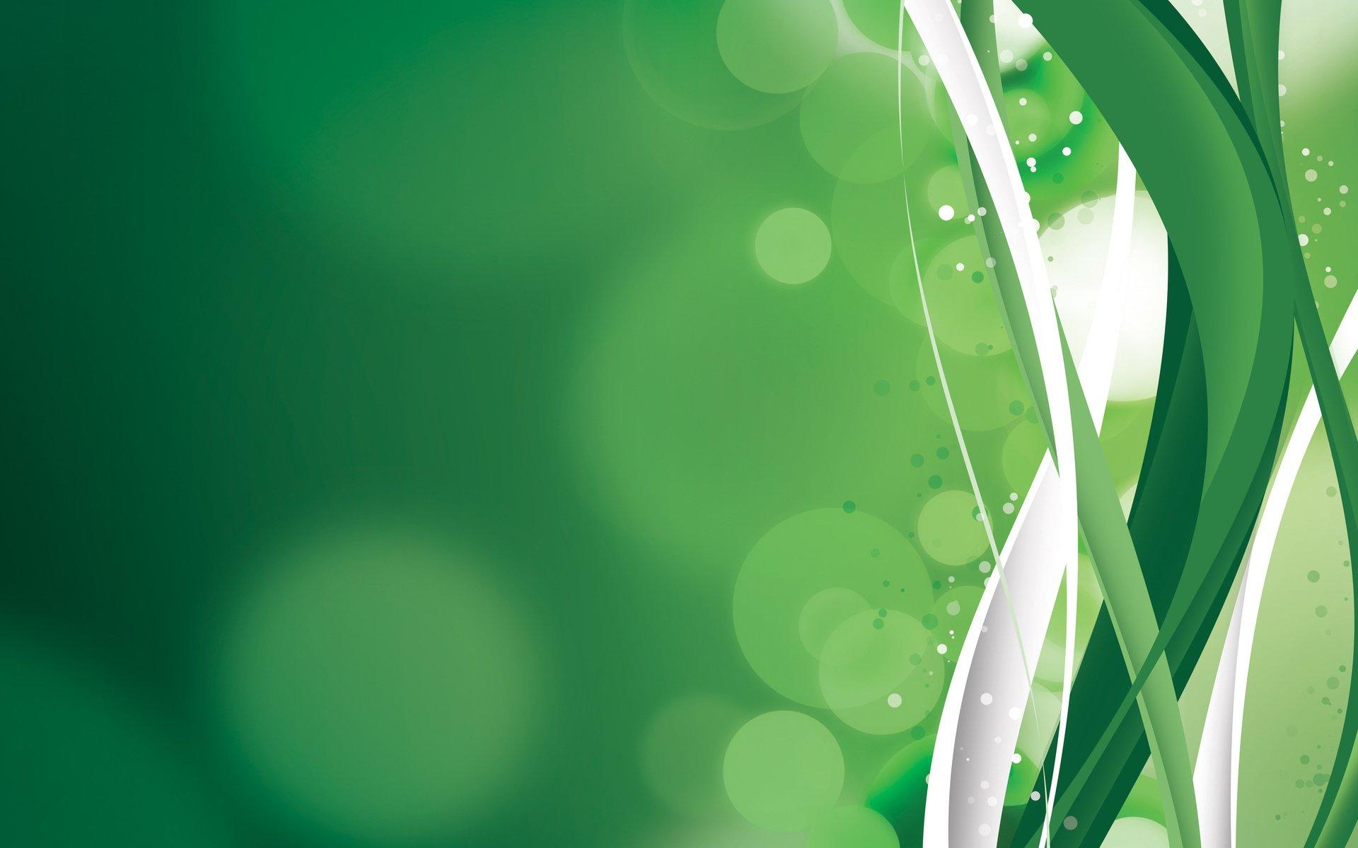 Зеленый фон для поздравления 51