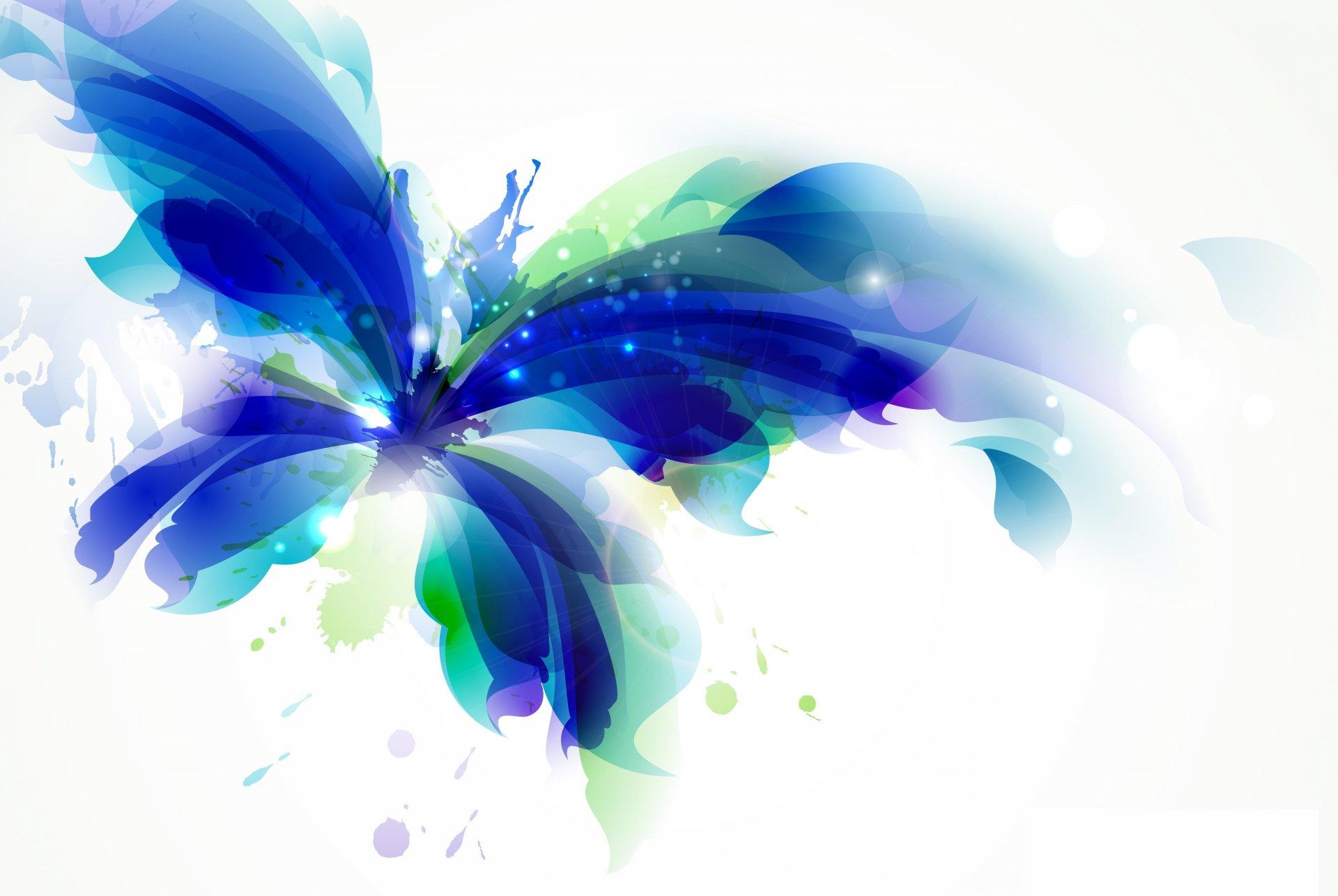 Обои абстракция, цветок, хризантема. Абстракции foto 16