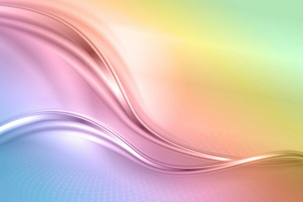 abstract background rainbow colors creative waves фон радуга абстракция