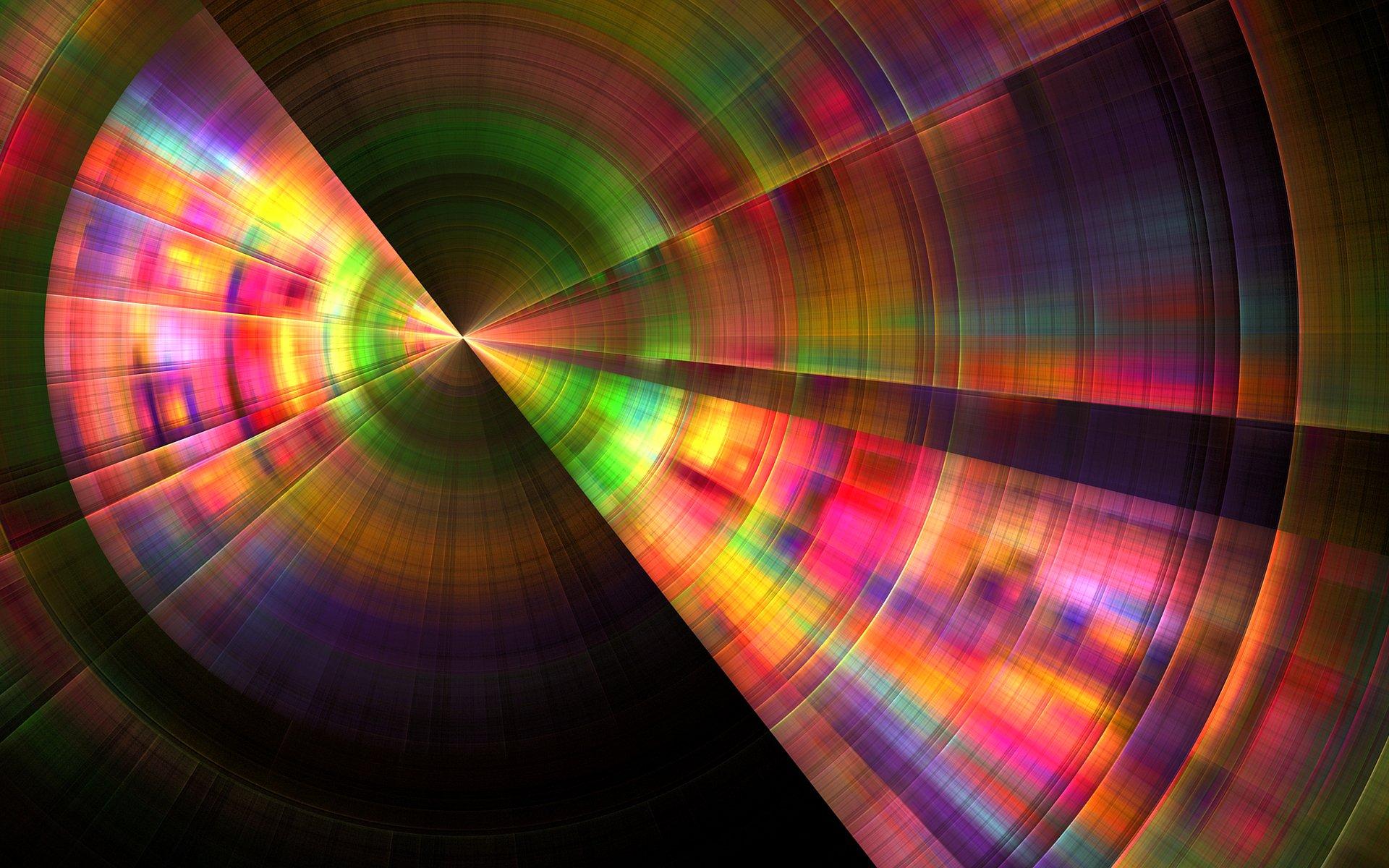 линии свет круг  № 3724864  скачать