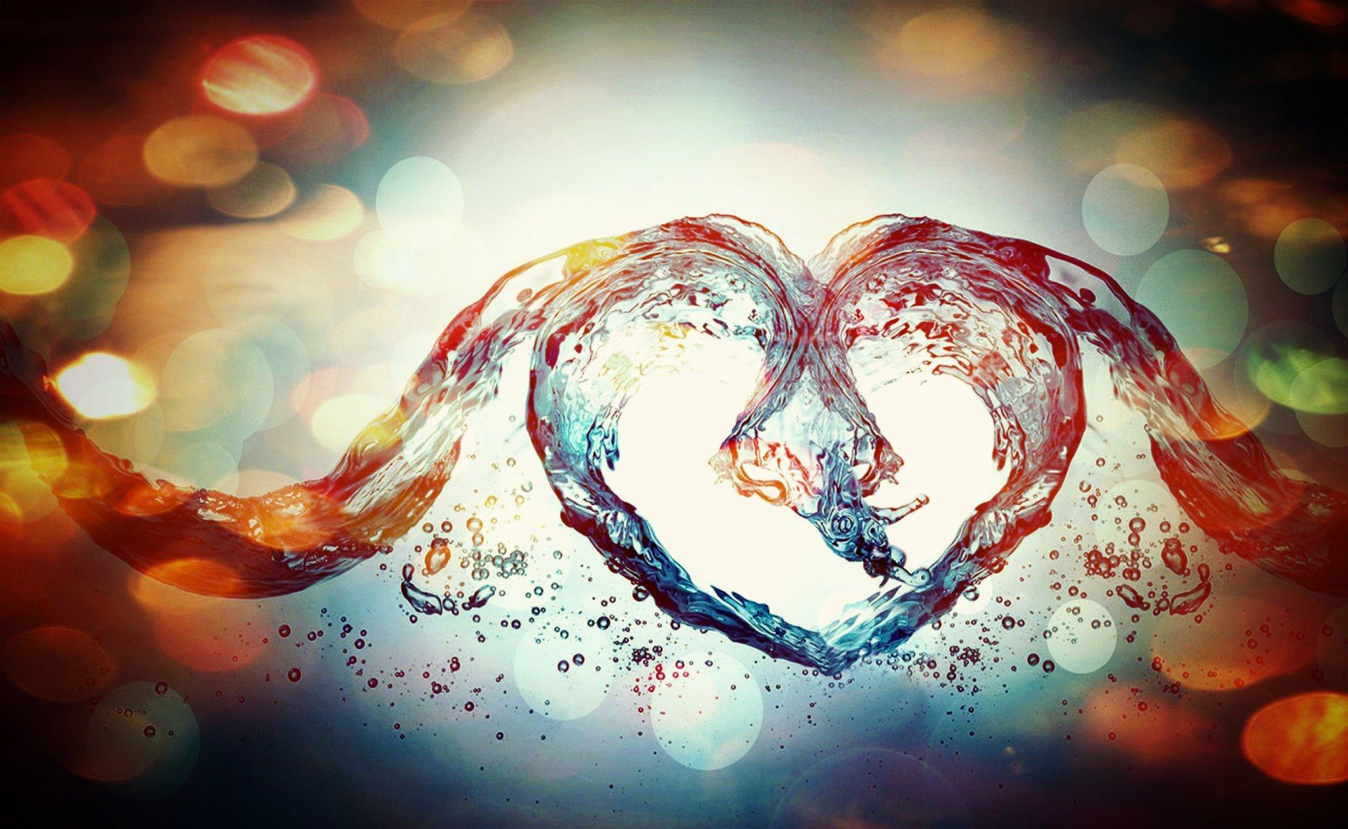 чувства и любовь