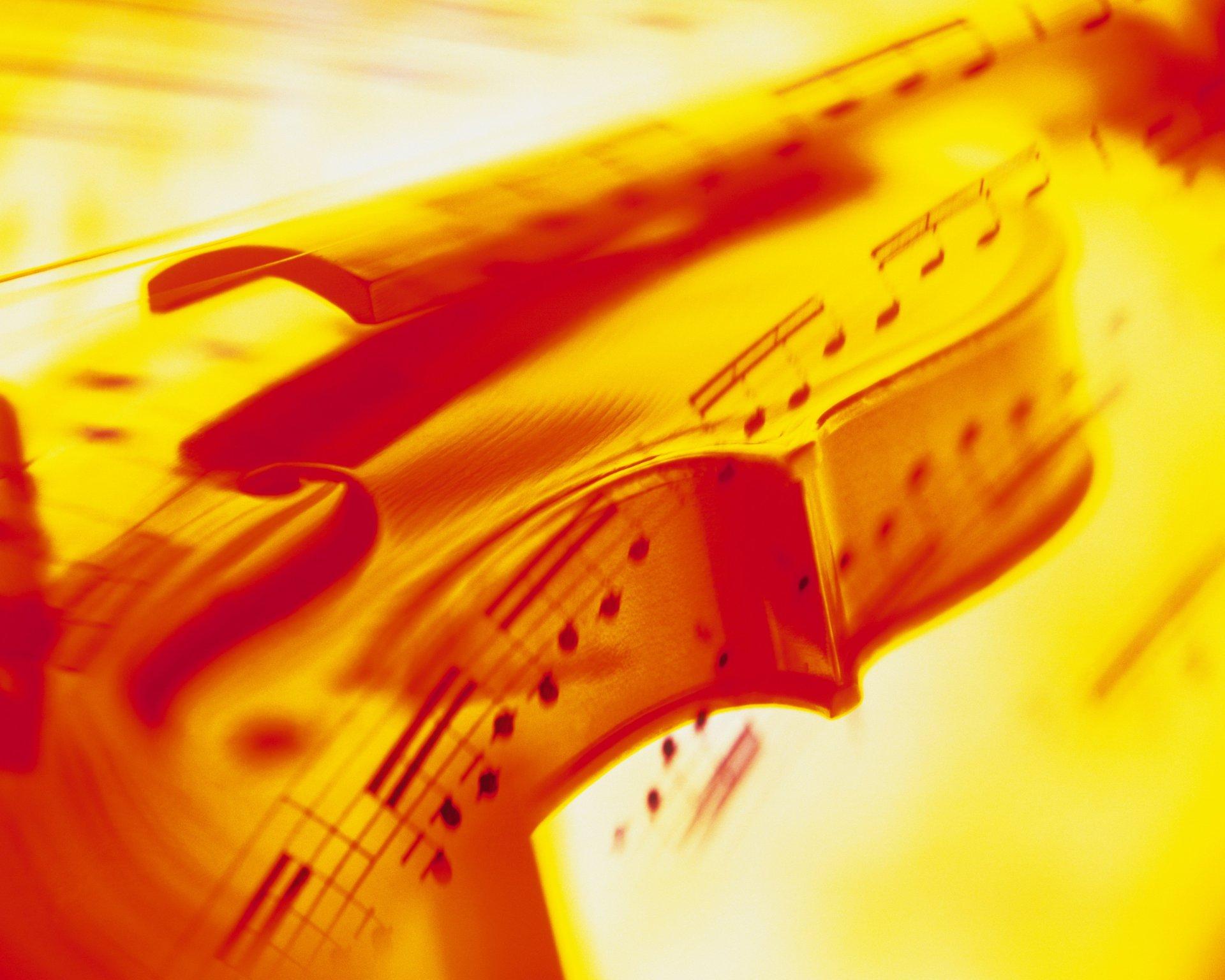 Красивые картинки с музыкальными инструментами на фоне, для девушки