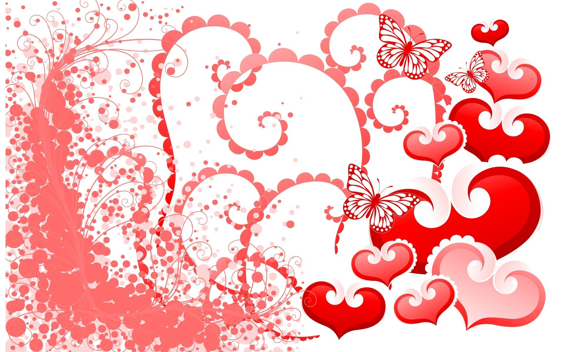 Сердце рисунок валентинов день скачать