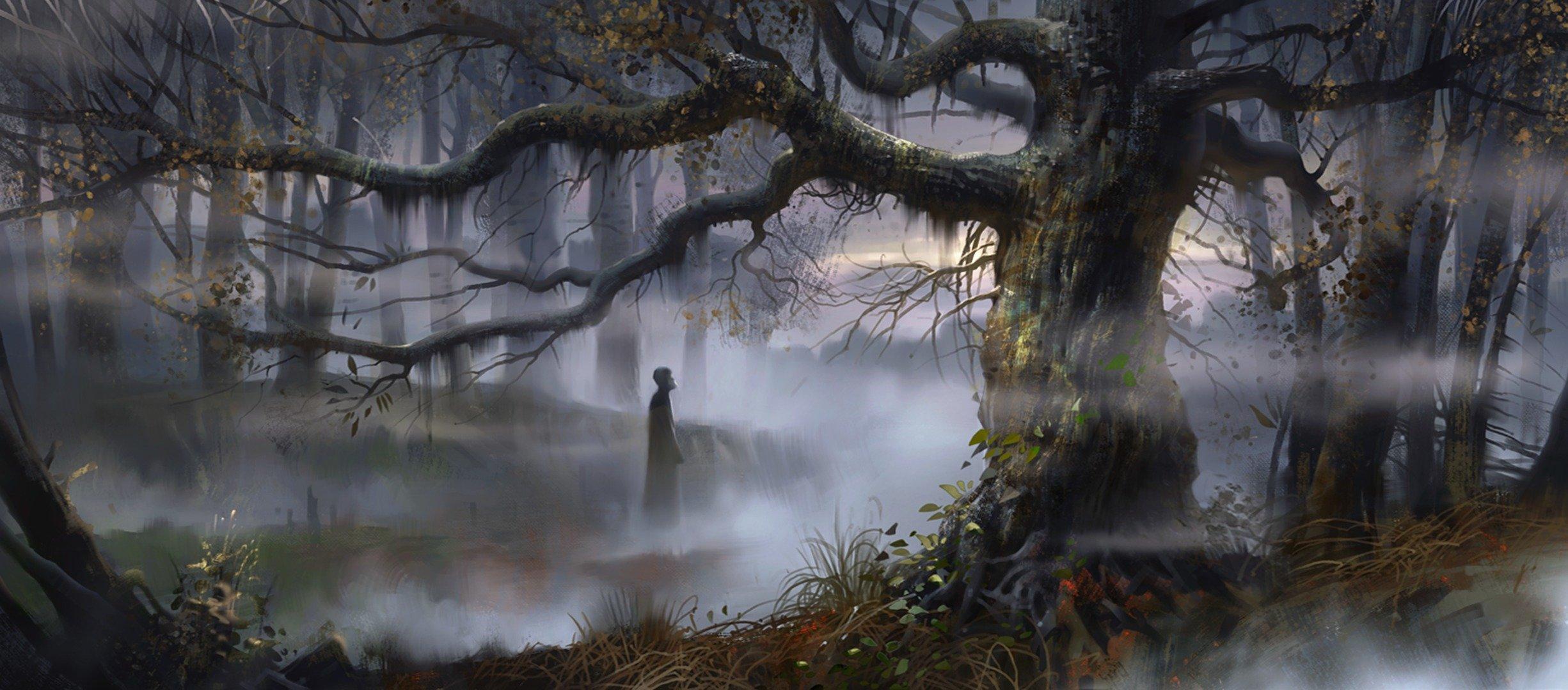 Дед в тумане  № 1842983 загрузить