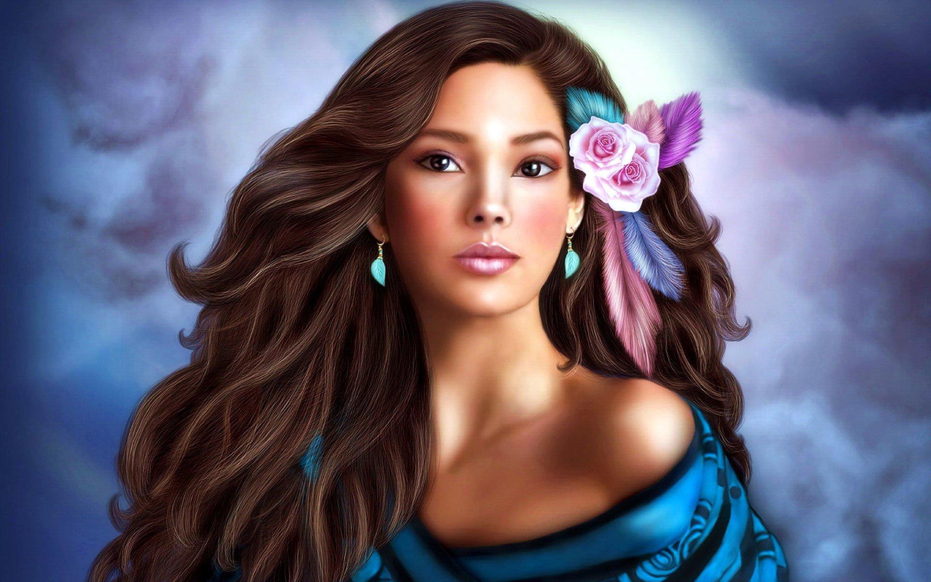 Картинки для фотошопа красивые для девочек, открытки для