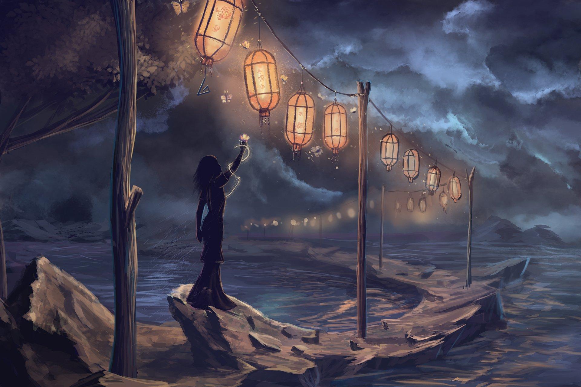 Картинки сюрреализм ночь, днем гаи июля