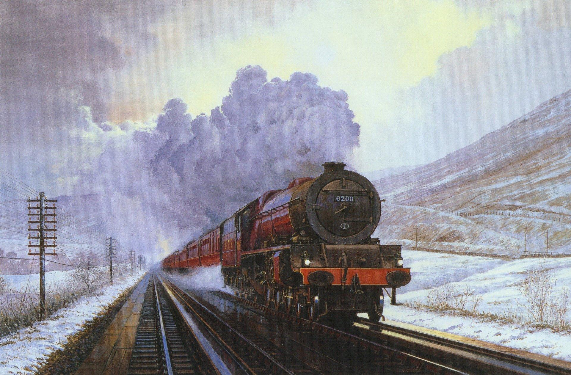 Открытки железных дорог