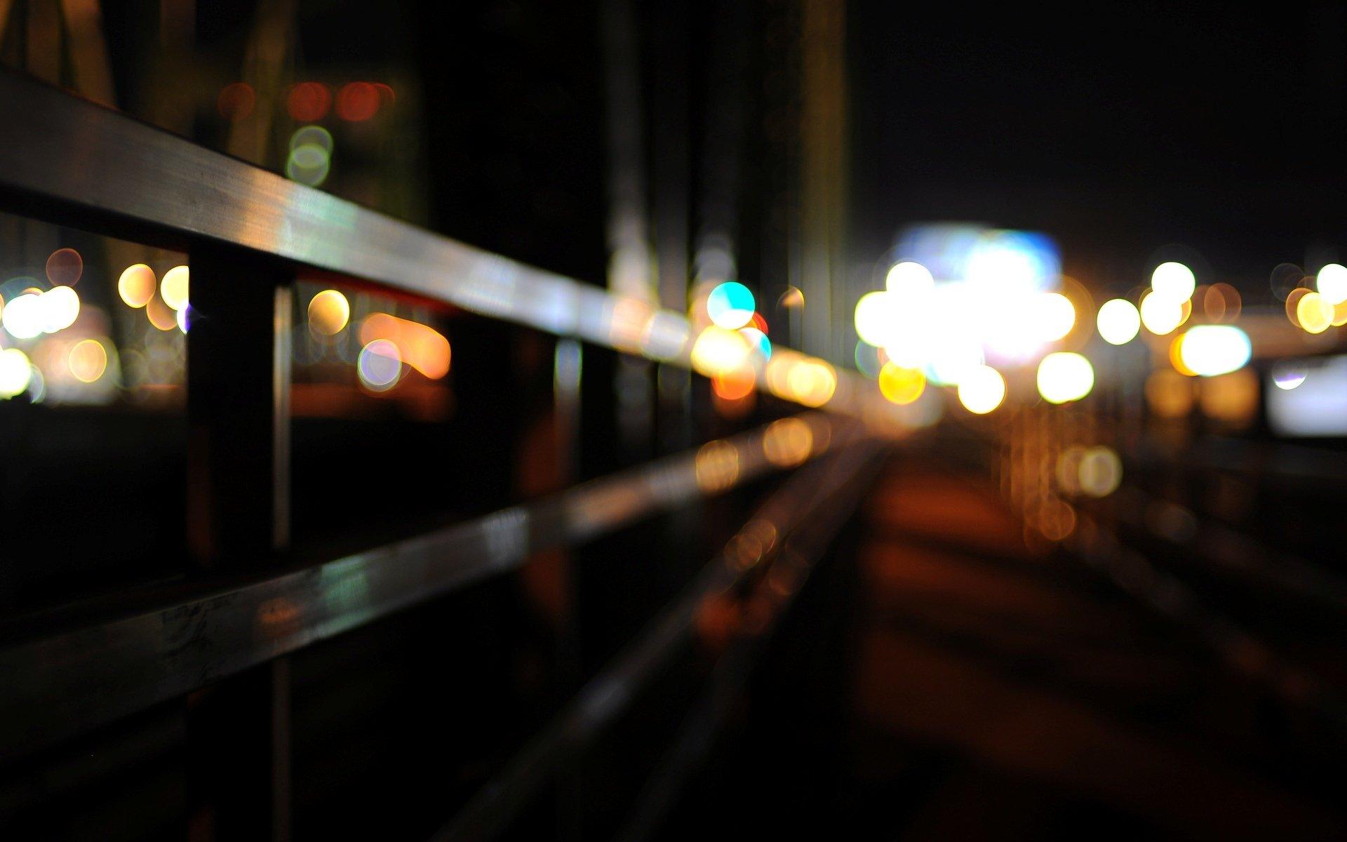 блики ночного города загрузить