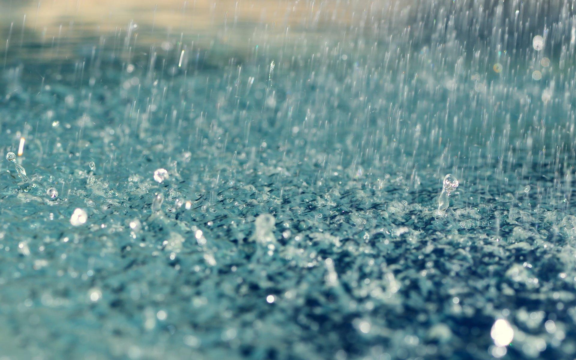 Картинки дождя красивые обои