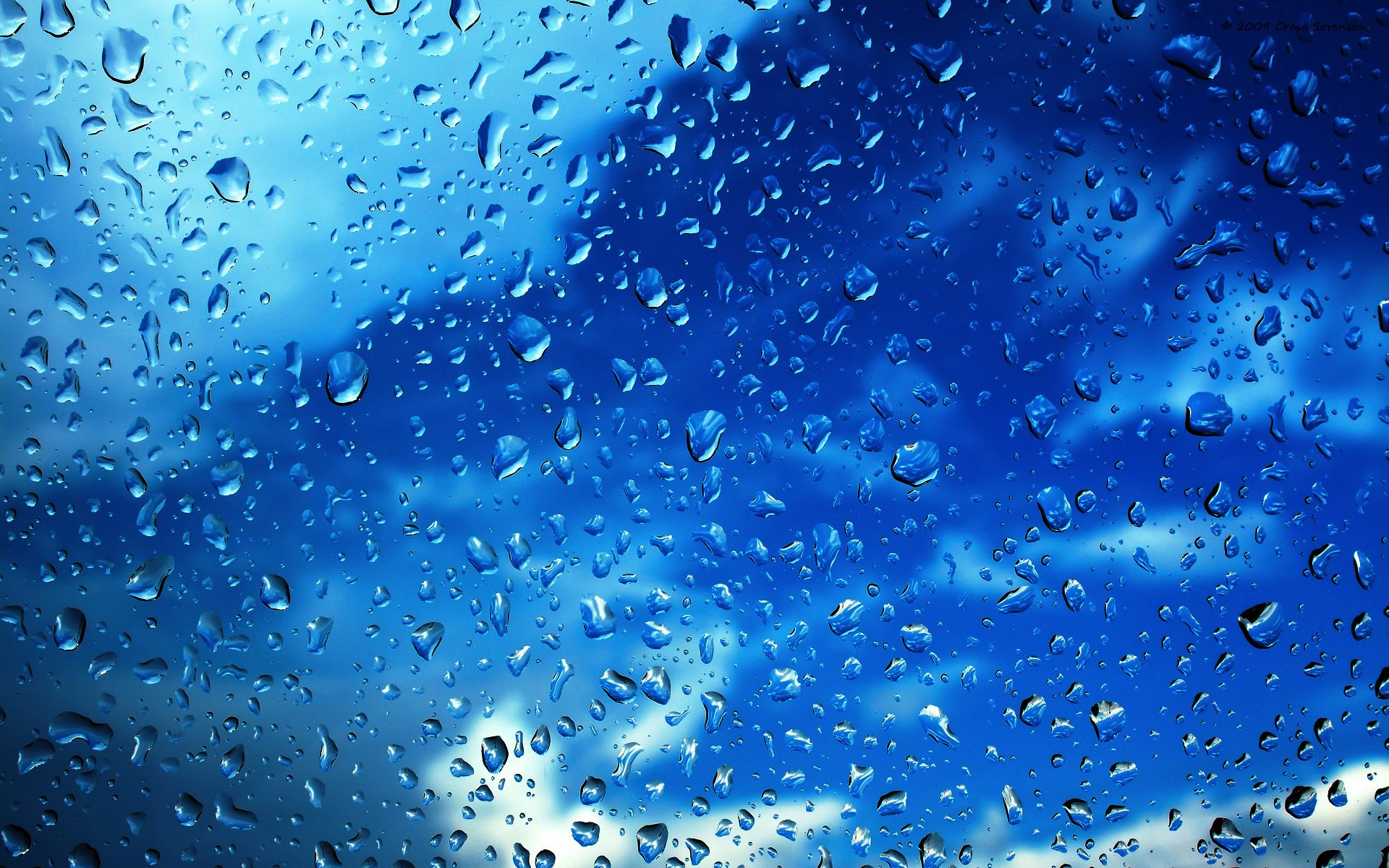 обои дождя на телефон дорожку