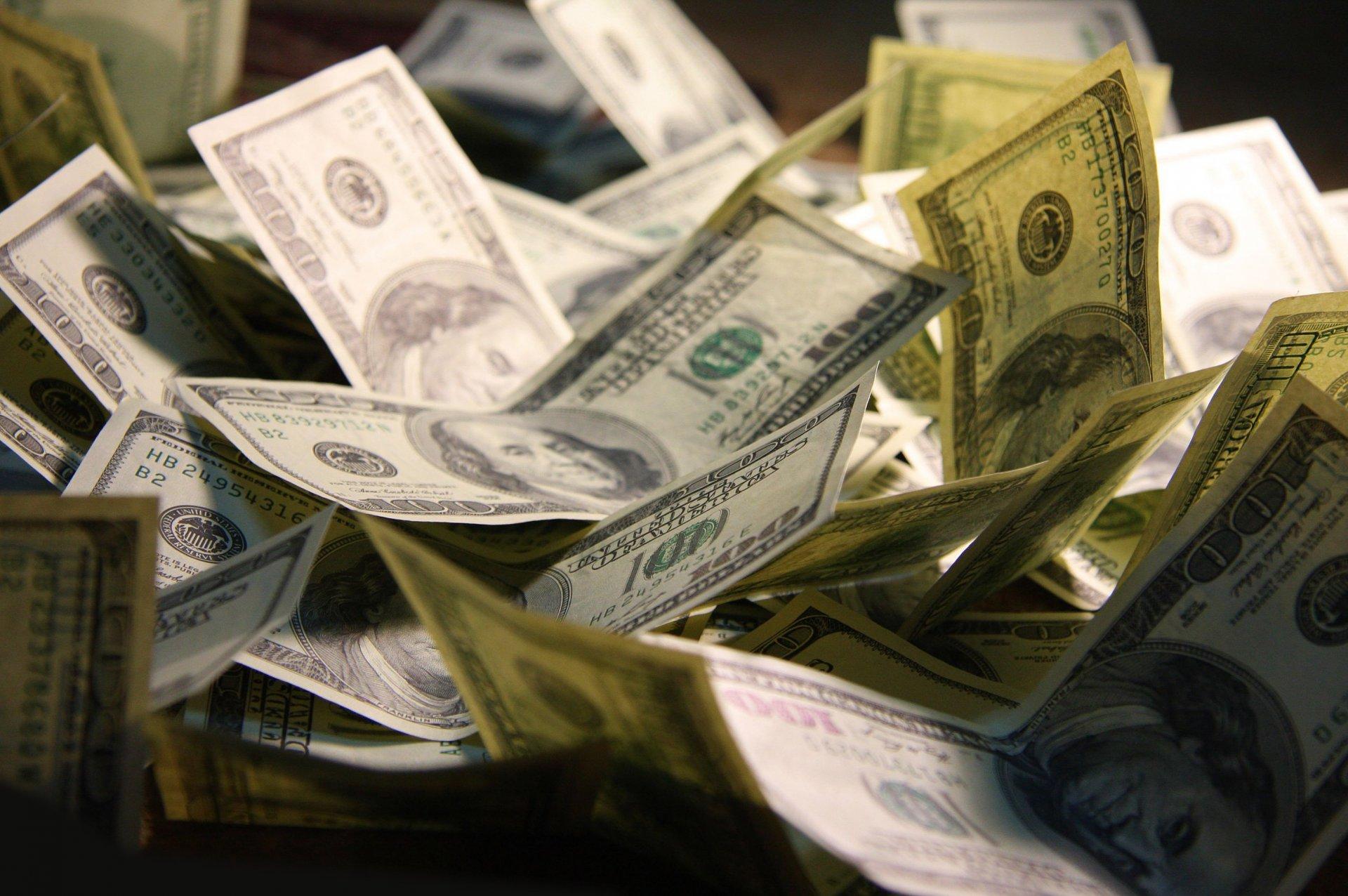 Деньги на картинках